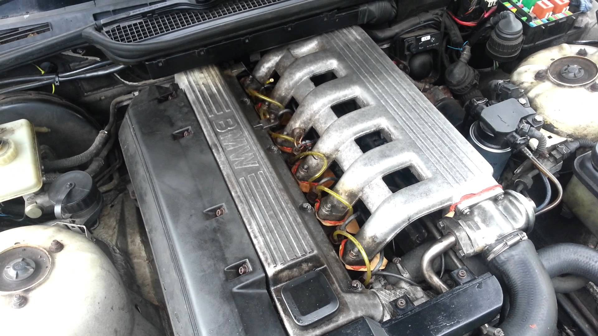 Bmw E34 Engine Diagram 1994 Bmw 325 Td Air In Fuel Lines How to Rid Of Bmw E34 Engine Diagram
