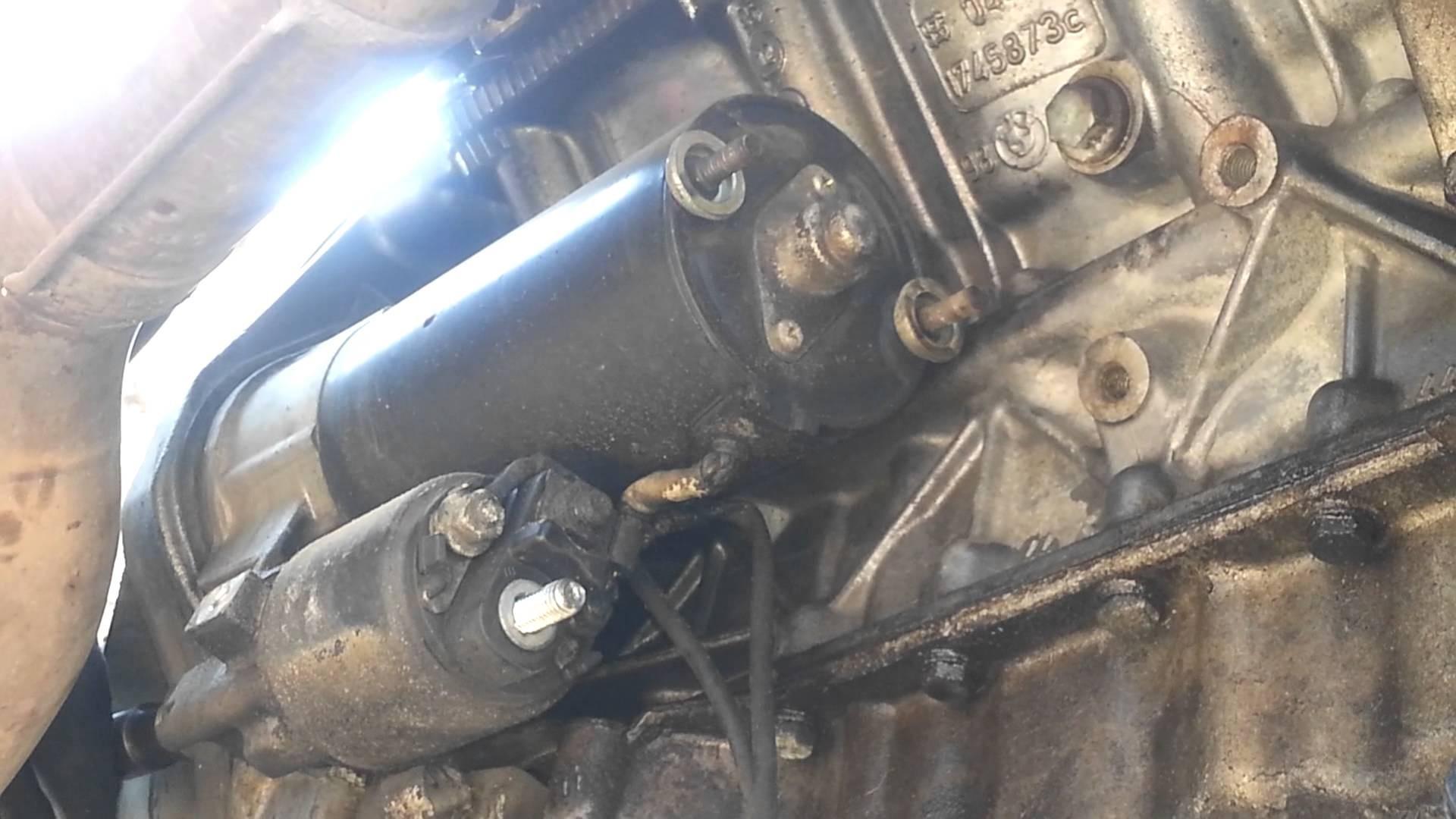 Bmw E39 Engine Diagram Bmw E38 E39 Starter Replacement 540 740 Of Bmw E39 Engine Diagram