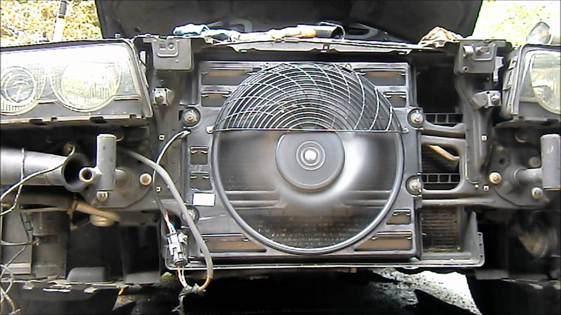 Bmw E39 Engine Diagram How to Diagnose Your Fan if It S In Working order  for 10 1998 and Up