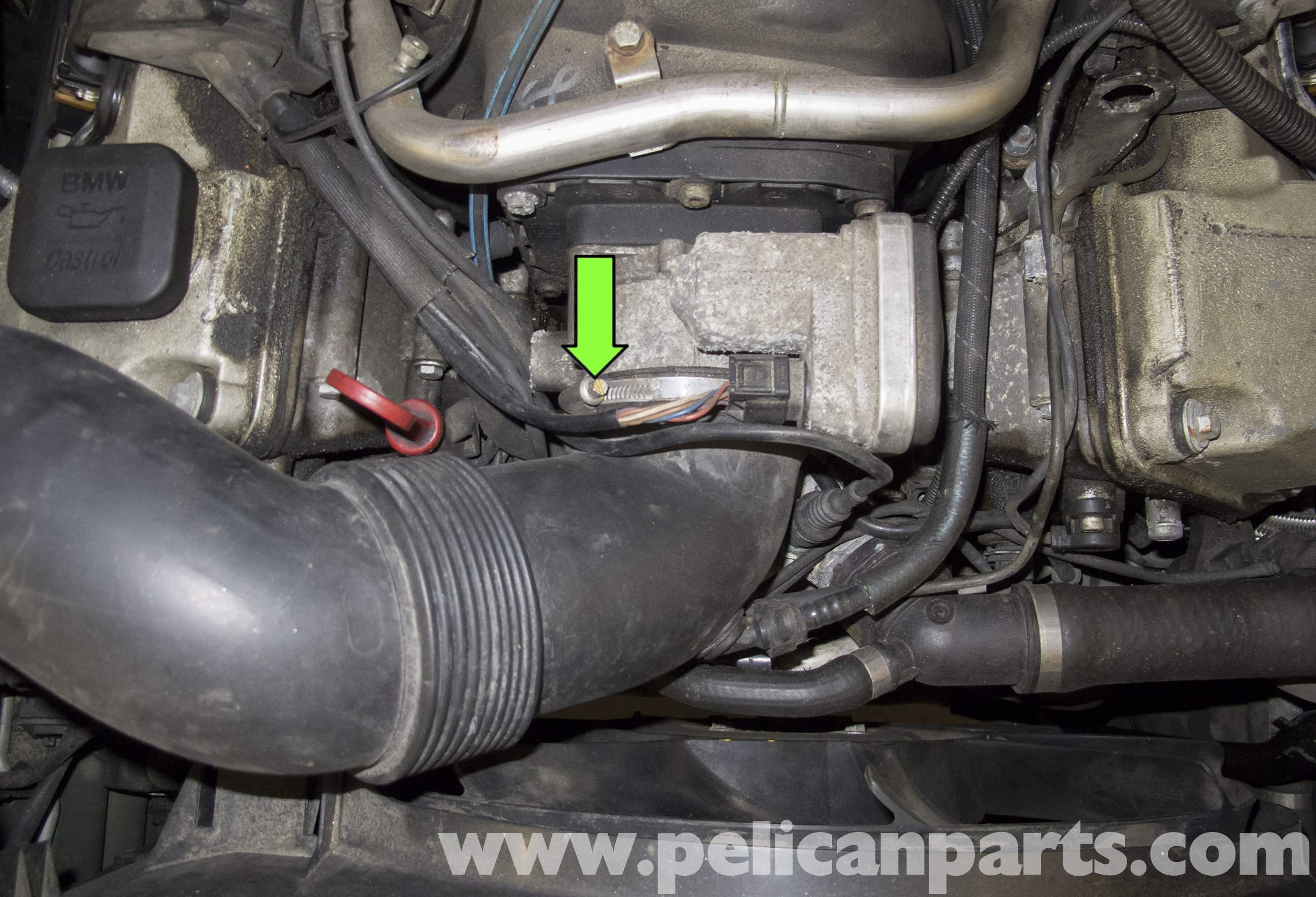 Bmw X5 Engine Diagram Bmw X5 Engine Valley Pan and Coolant Pipes Removal E53 2000 2006 Of Bmw X5 Engine Diagram