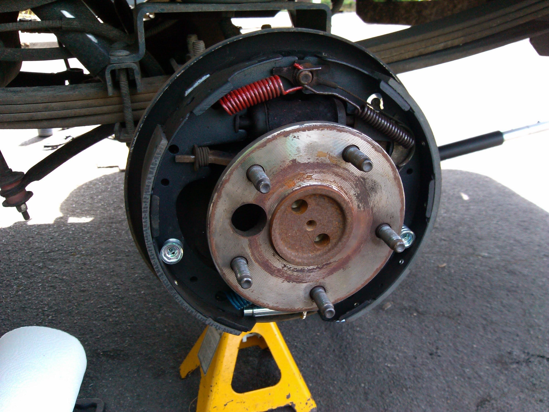 Brake Drum Diagram 1982 ford F150 Rear Drum Brake Replacement Of Brake Drum Diagram