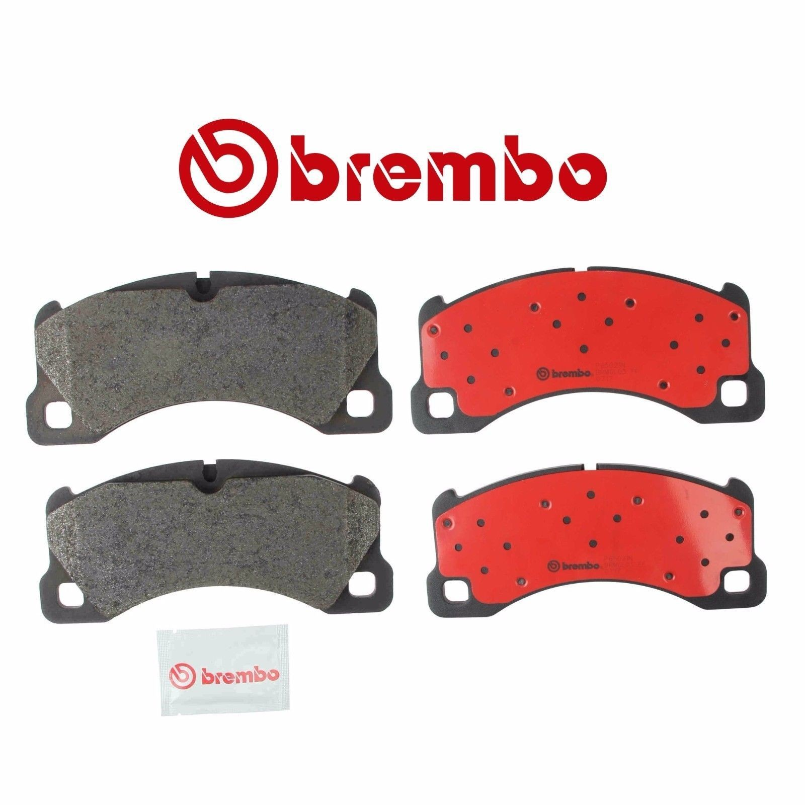 Brake Pad Diagram New Porsche Cayenne Panamera Volkswagen touareg Front Disc Brake Pad Of Brake Pad Diagram