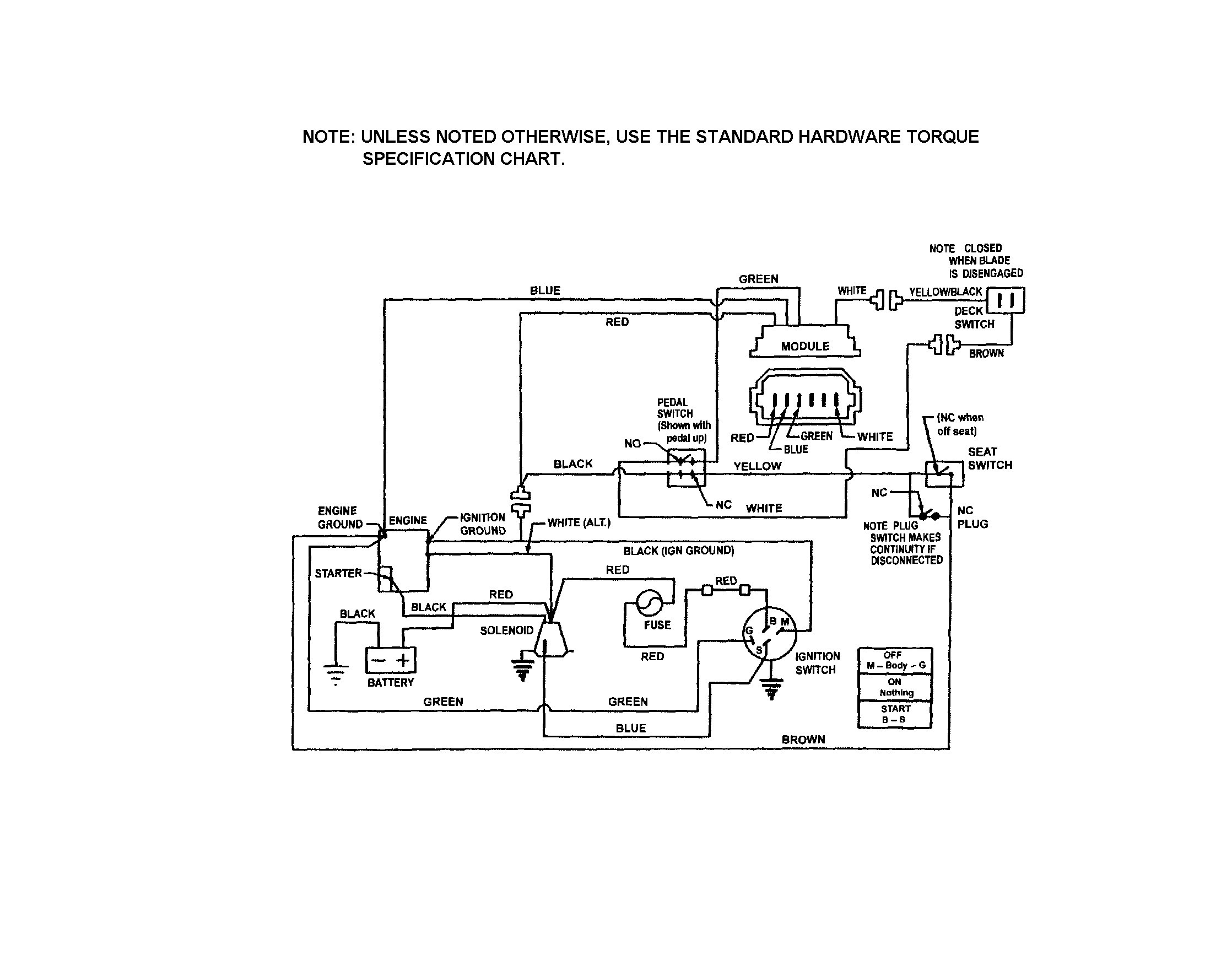 Wiring Manual PDF: 11 Hp Briggs Wiring Diagram