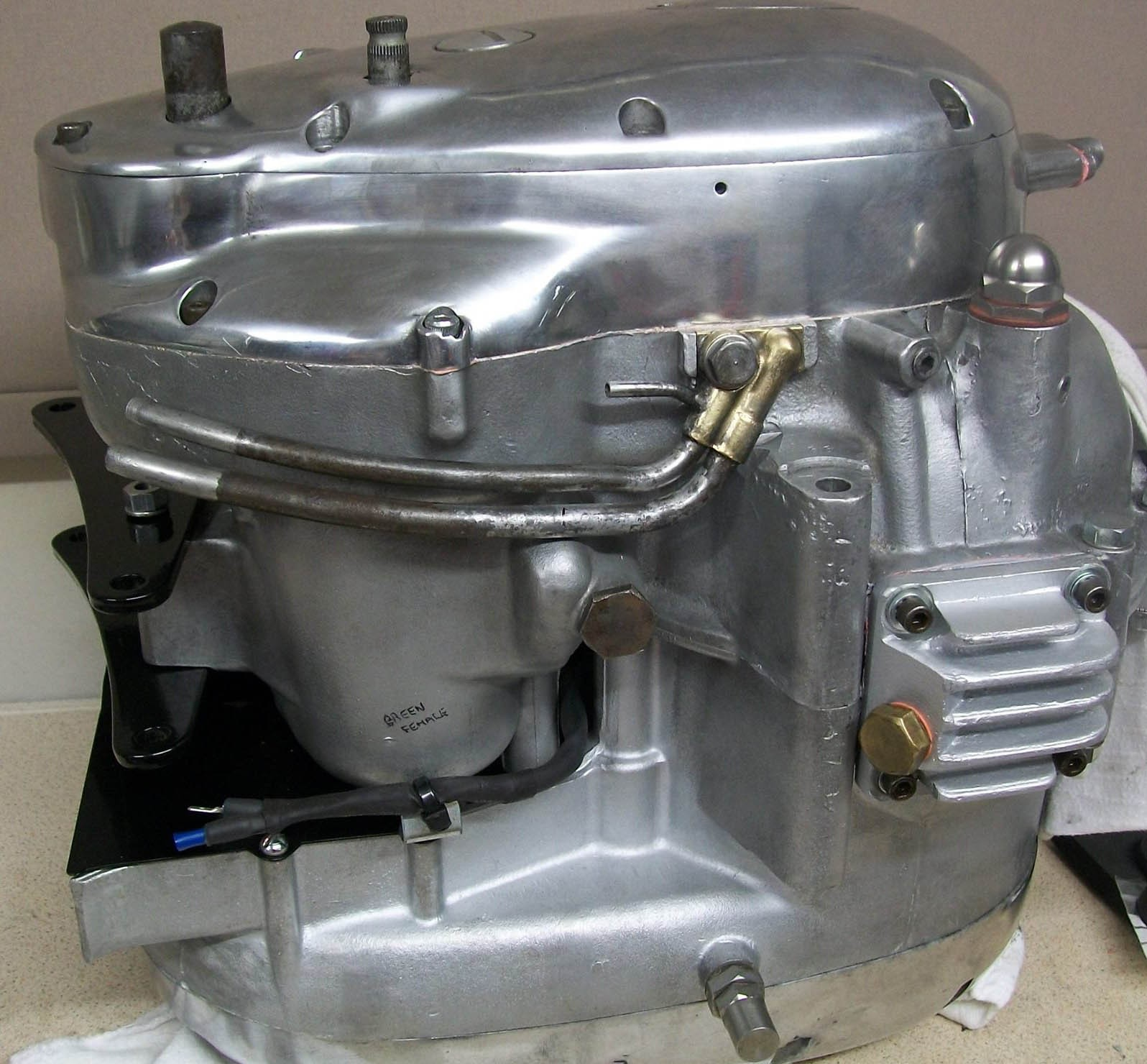 Bsa A65 Engine Diagram