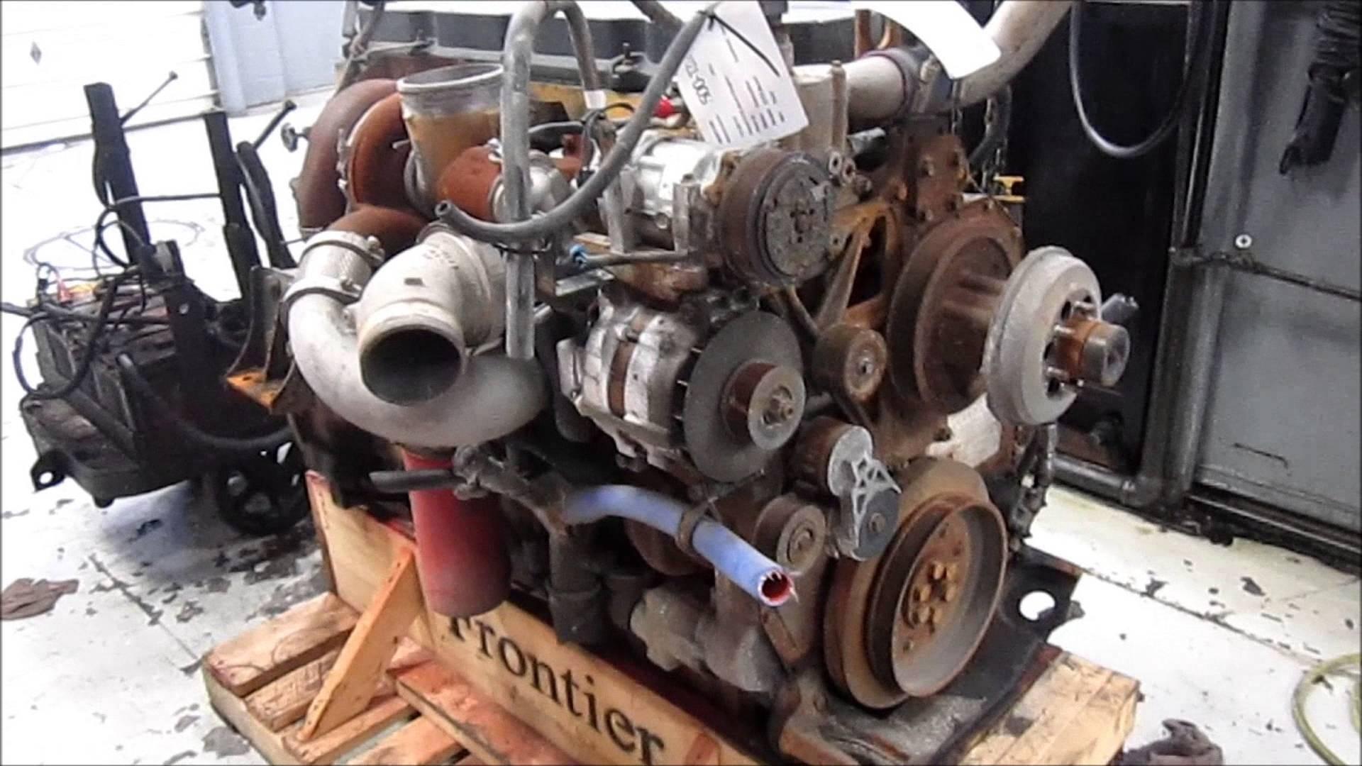 C13 Caterpillar Engine Diagram 2005 Caterpillar C13 Acert Engine Running  Kcb Of C13 Caterpillar Engine Diagram