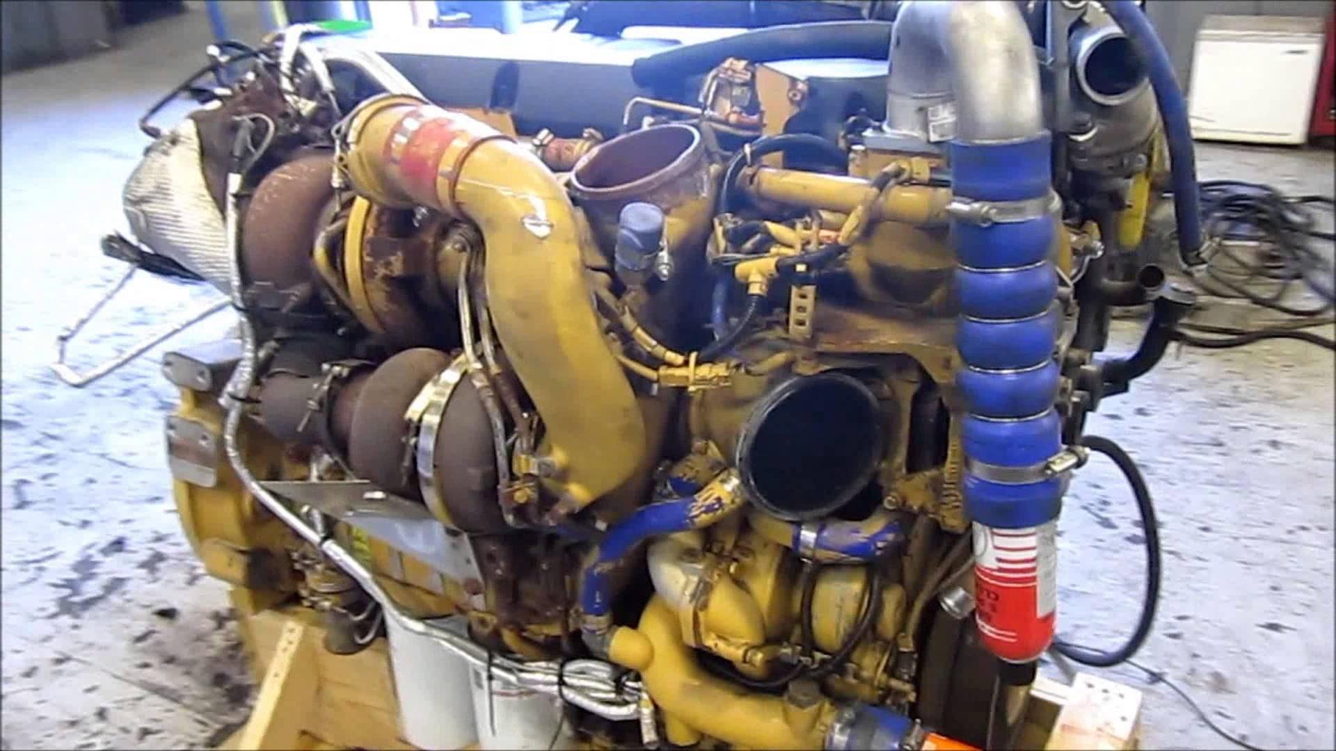 C13 Caterpillar Engine Diagram 2008 Caterpillar C13 Acert Diesel Engine Running Of C13 Caterpillar Engine Diagram