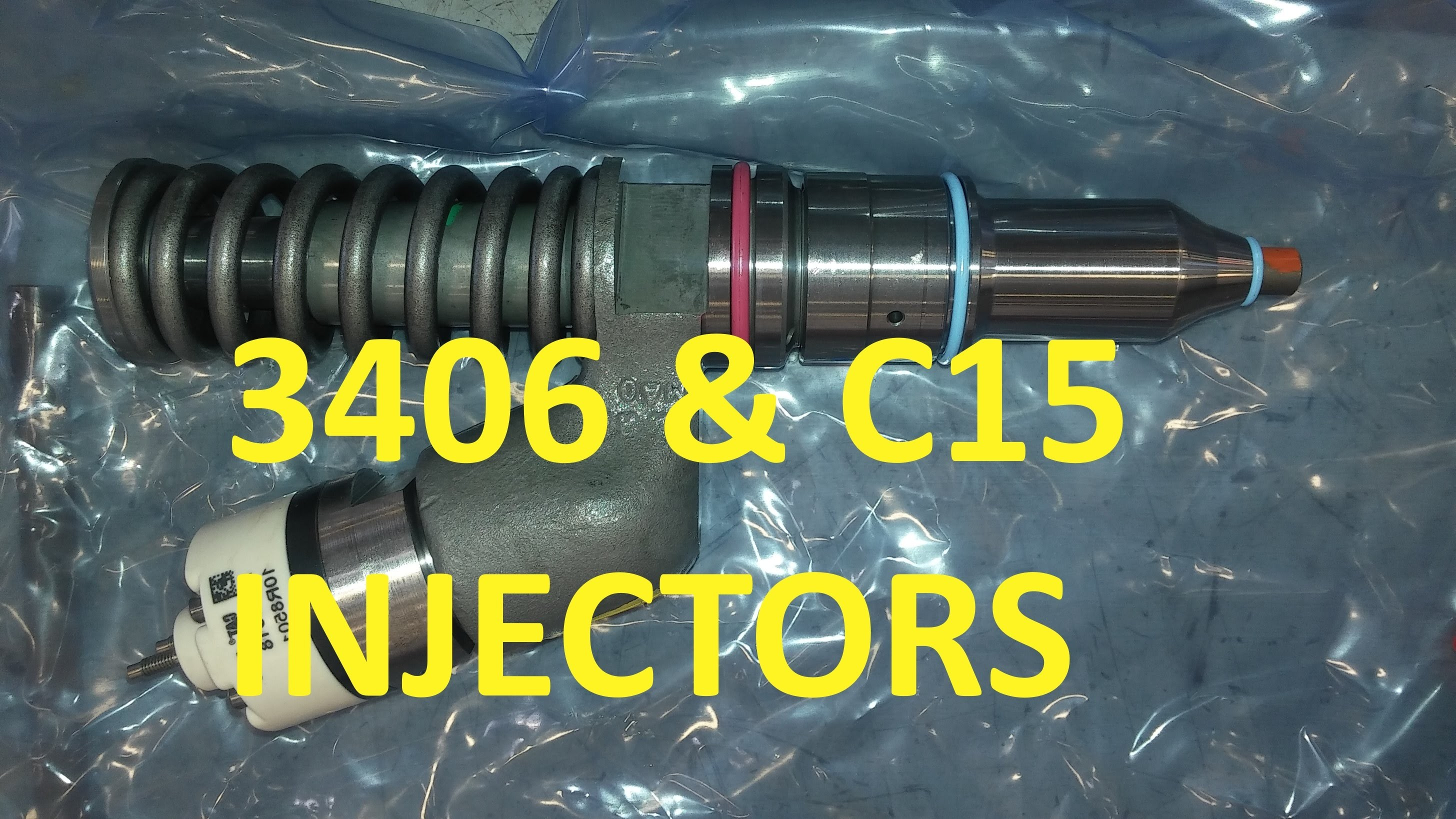 C13 Caterpillar Engine Diagram How to Change A 3406 Injector or C15  Injector On Cat Engines