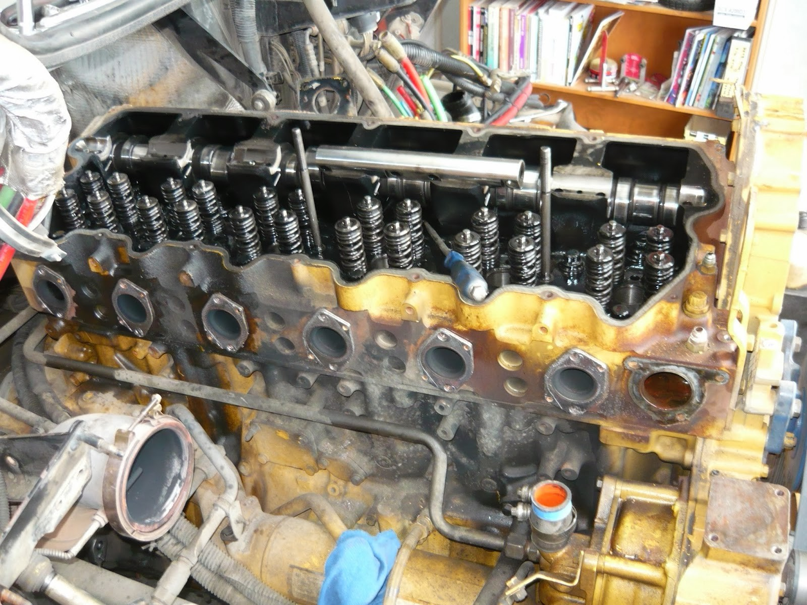 C15 Cat Engine Belt Diagram Caterpillar 3406e Good Running Christie Pacific Case History C12 Cylinder Head Failure Of