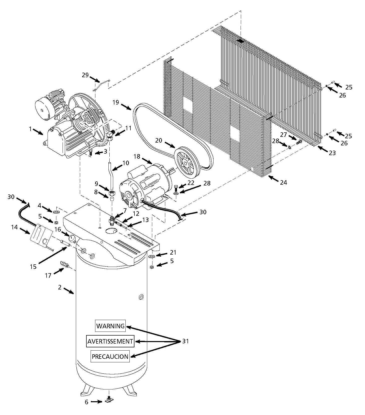 Campbell Hausfeld Air Compressor Parts Diagram Campbell Hausfeld Hs5610 Hs5810 Hs7815 Air Pressor Parts Of Campbell Hausfeld Air Compressor Parts Diagram