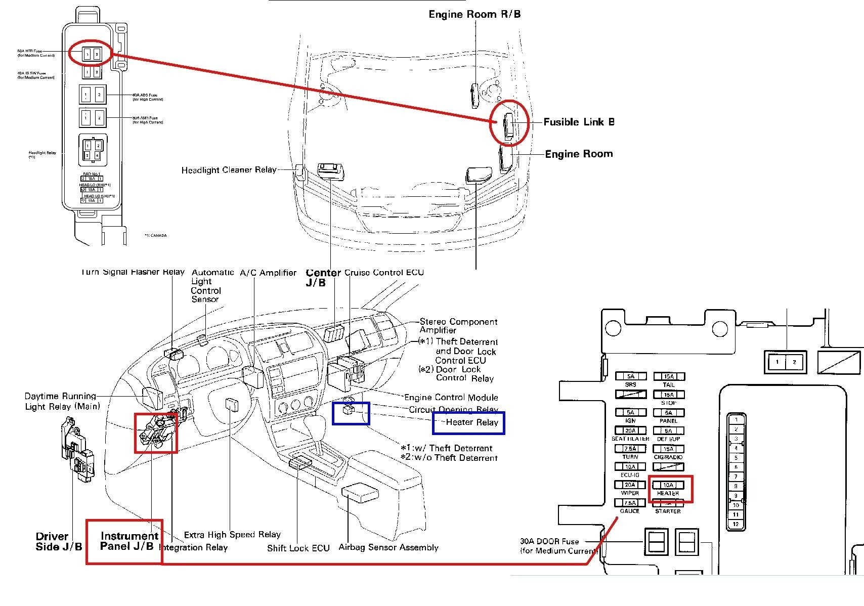 Camry Engine Diagram Wiring Diagram for Trailer Plugs Electronic 2005  toyota Camry Engine