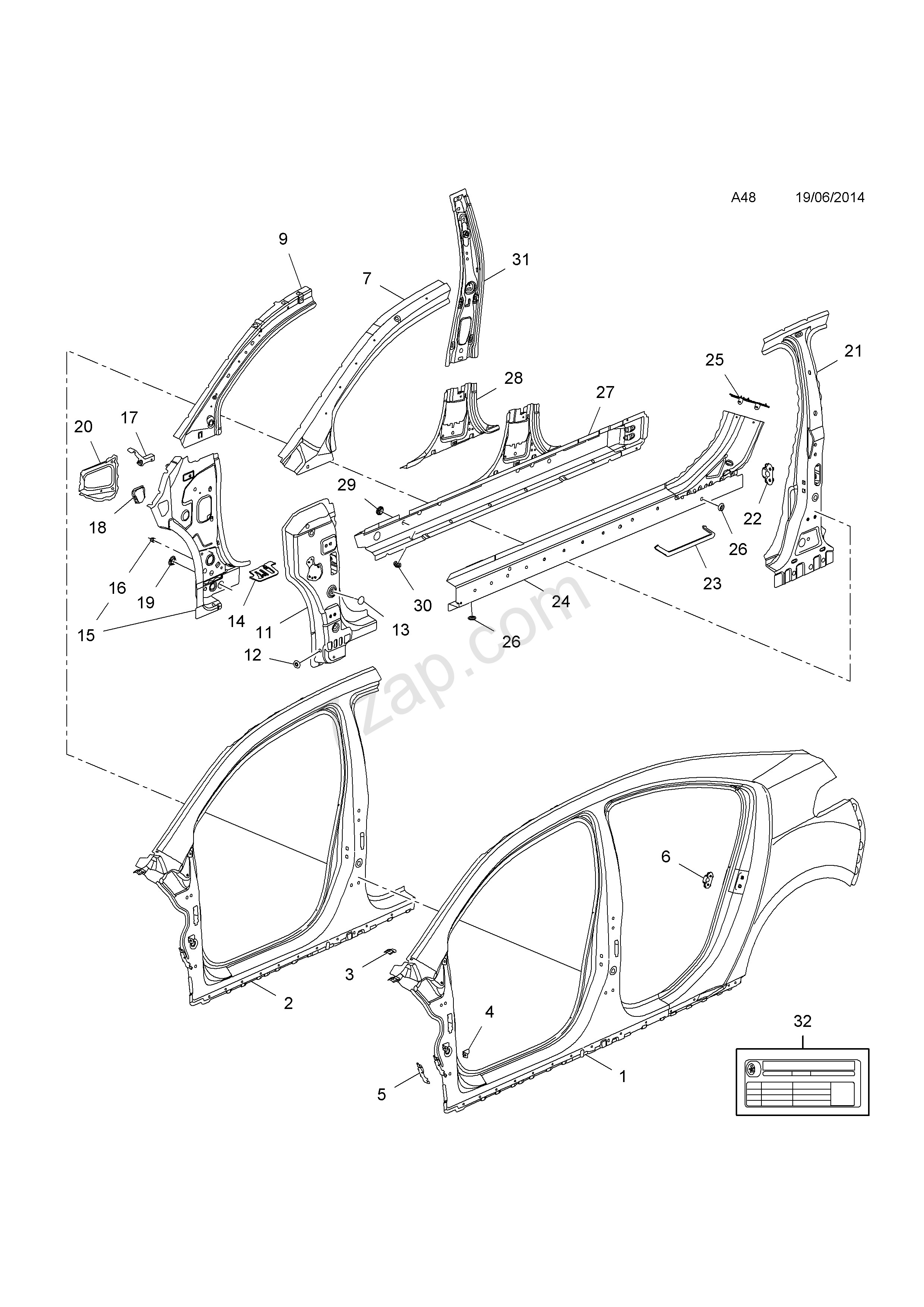 2000 lincoln town car fuse panel diagram free download car body panel diagram wiring diagram