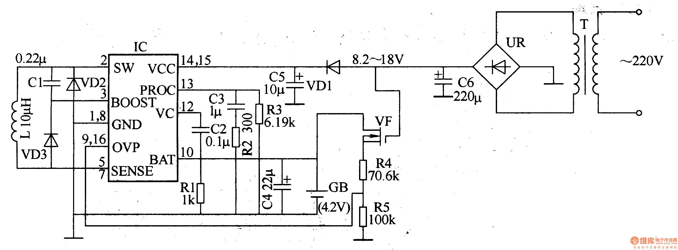 Car Charger Circuit Diagram My Wiring Diagram
