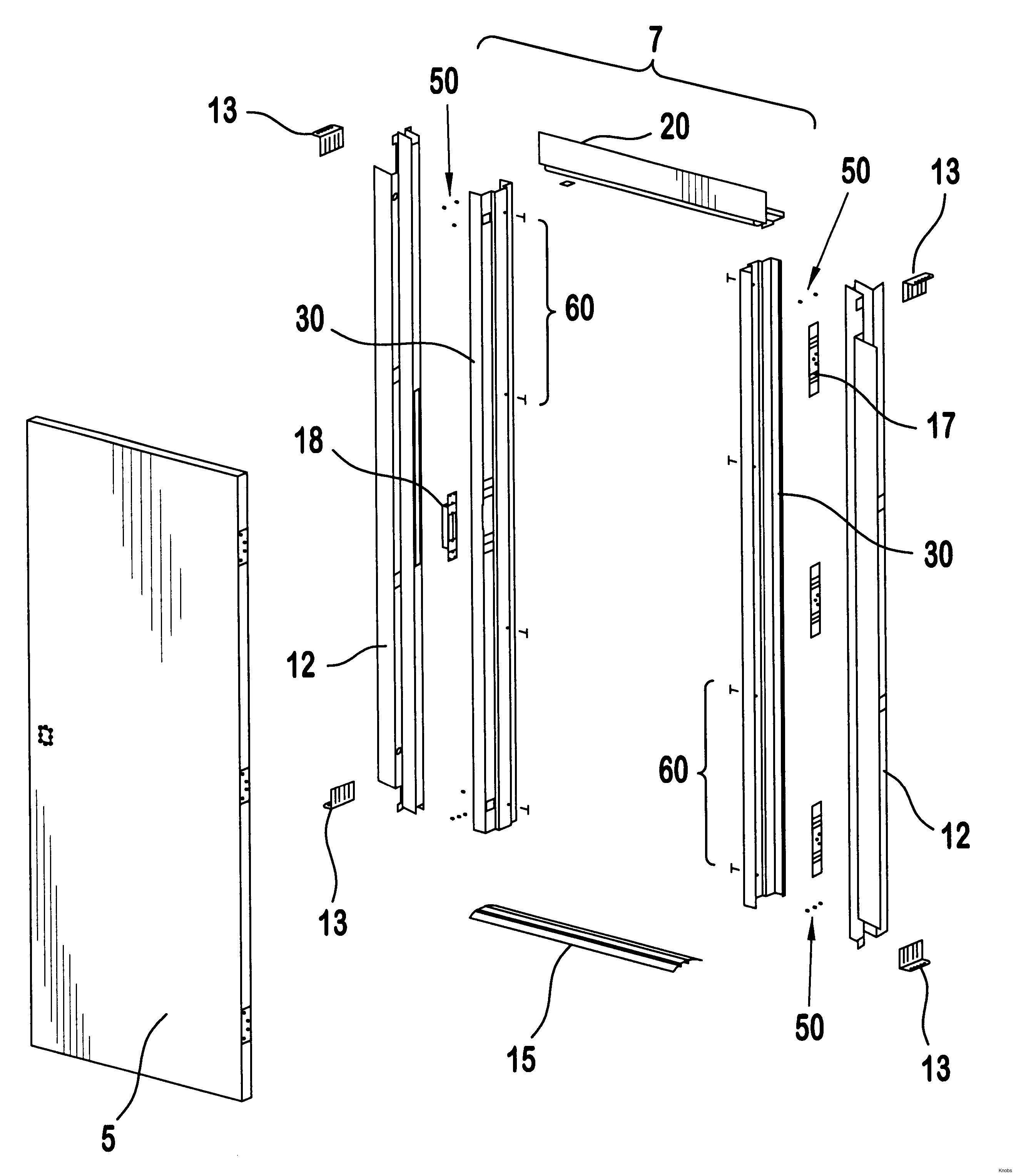 door mechanism names door knob parts diagram door knob. Black Bedroom Furniture Sets. Home Design Ideas