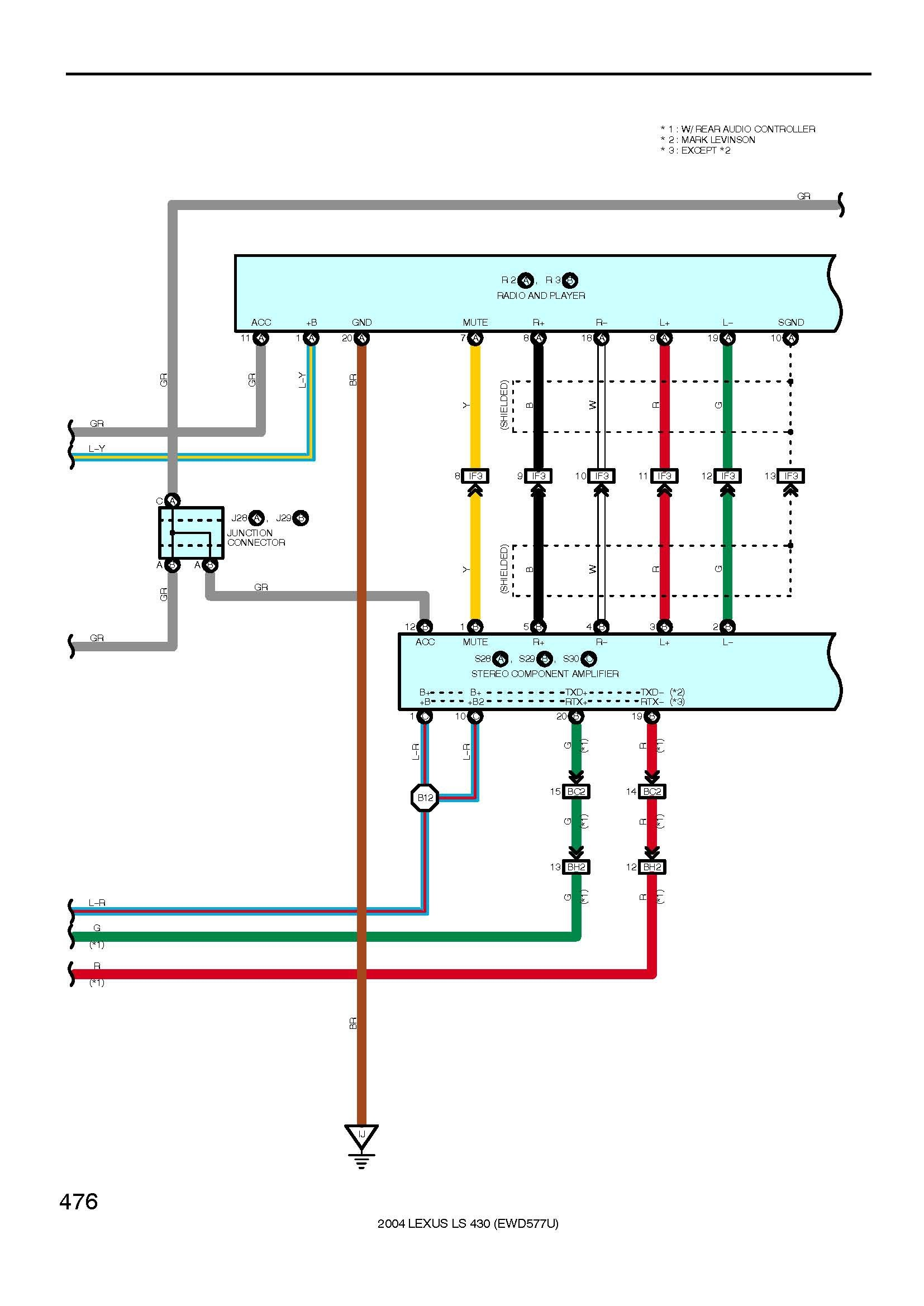 Car Electrical Diagram My Wiring Lexus Ac 2010 12 31 077as Page 2 Rx 350 Stereo