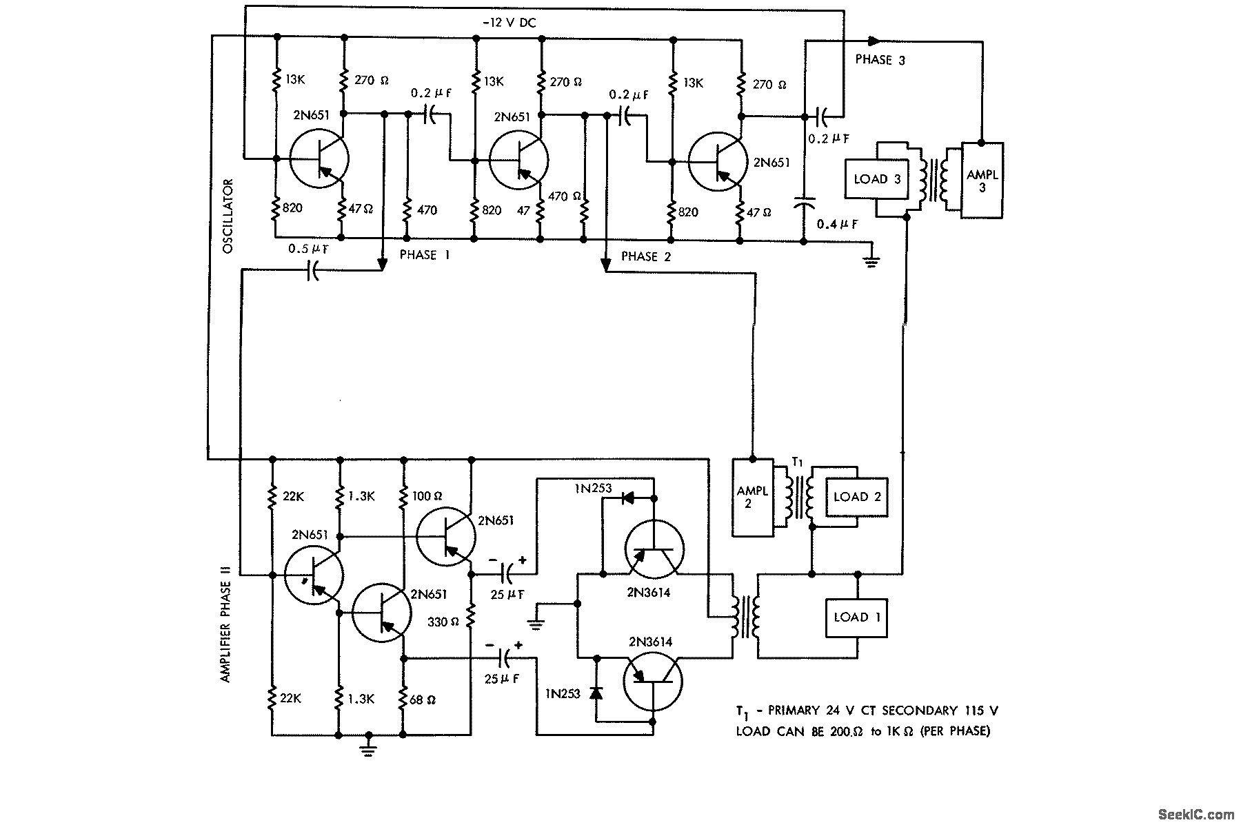 Car Inverter Circuit Diagram My Wiring Diagram