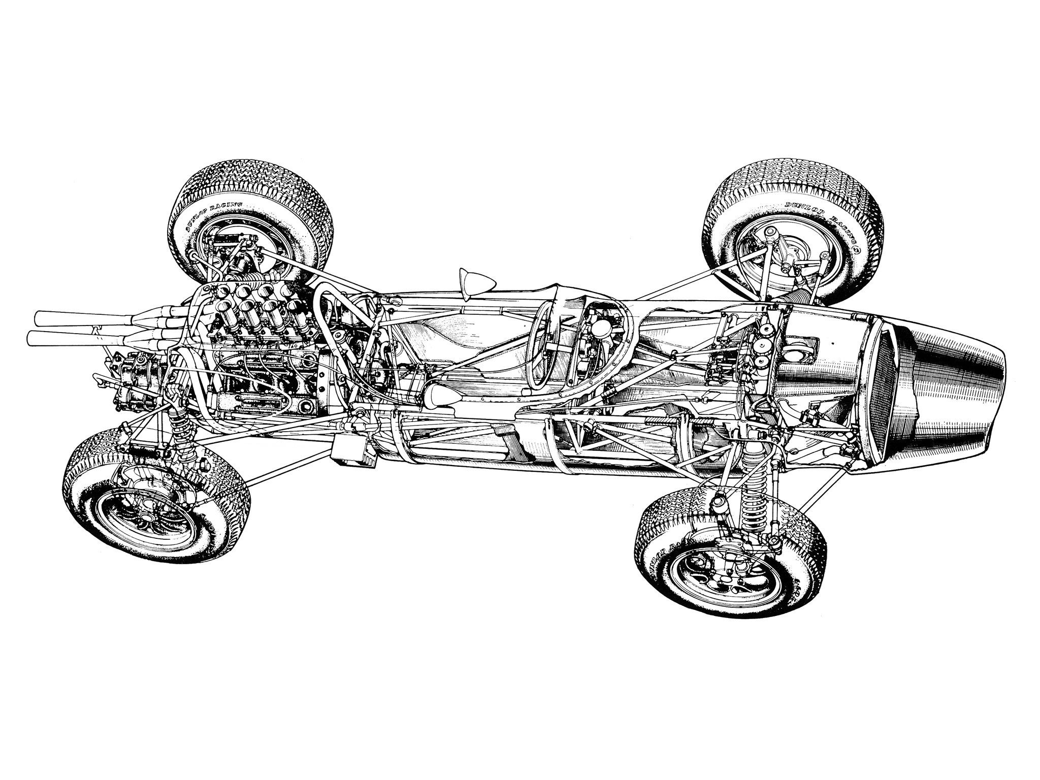 Car Skeleton Diagram 1067 Best Cool Car Cutaways Images On Pinterest Of Car Skeleton Diagram