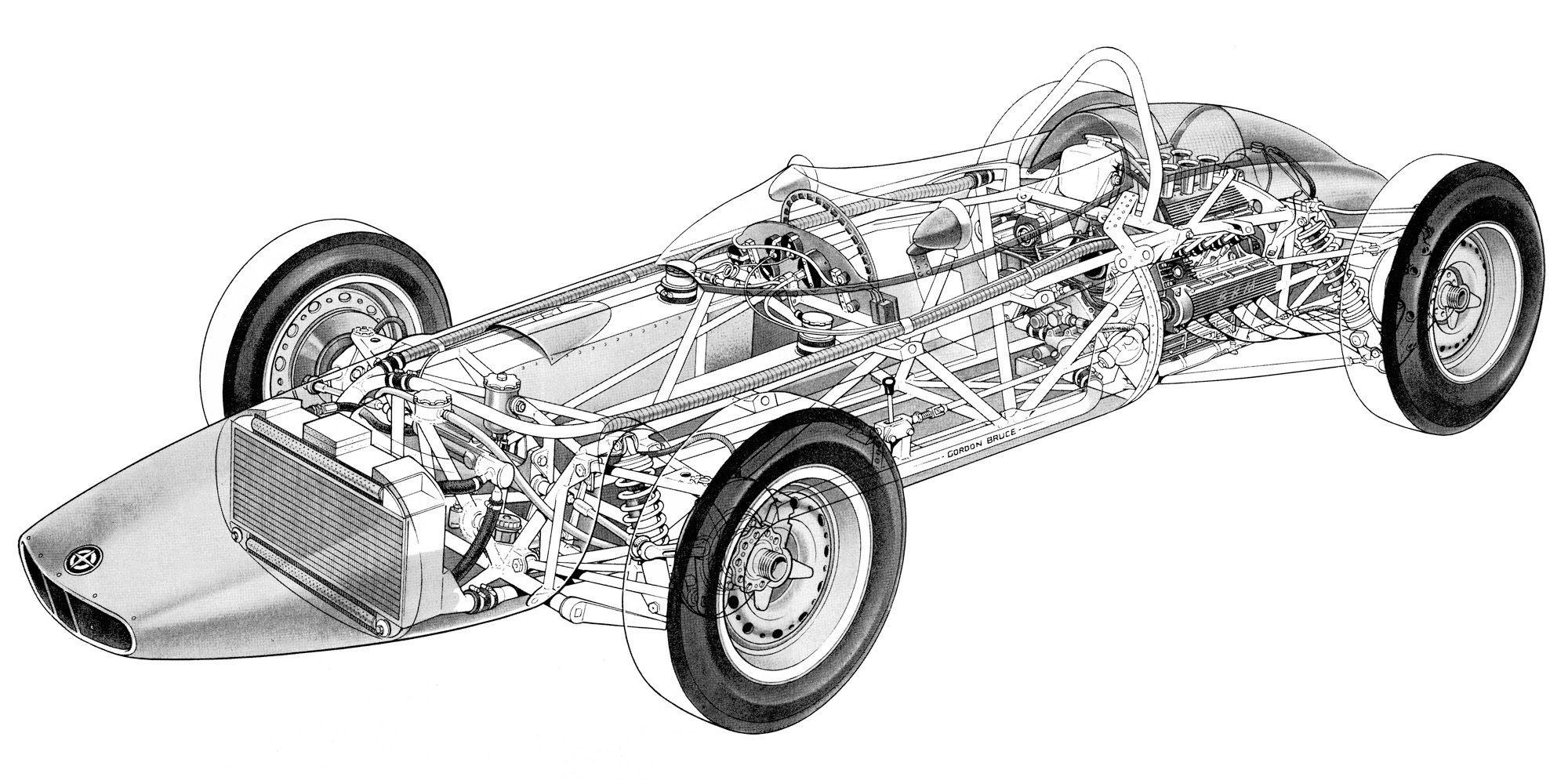 Car Skeleton Diagram Pin by Premier Of Hot Springs On Cutaways Pinterest Of Car Skeleton Diagram