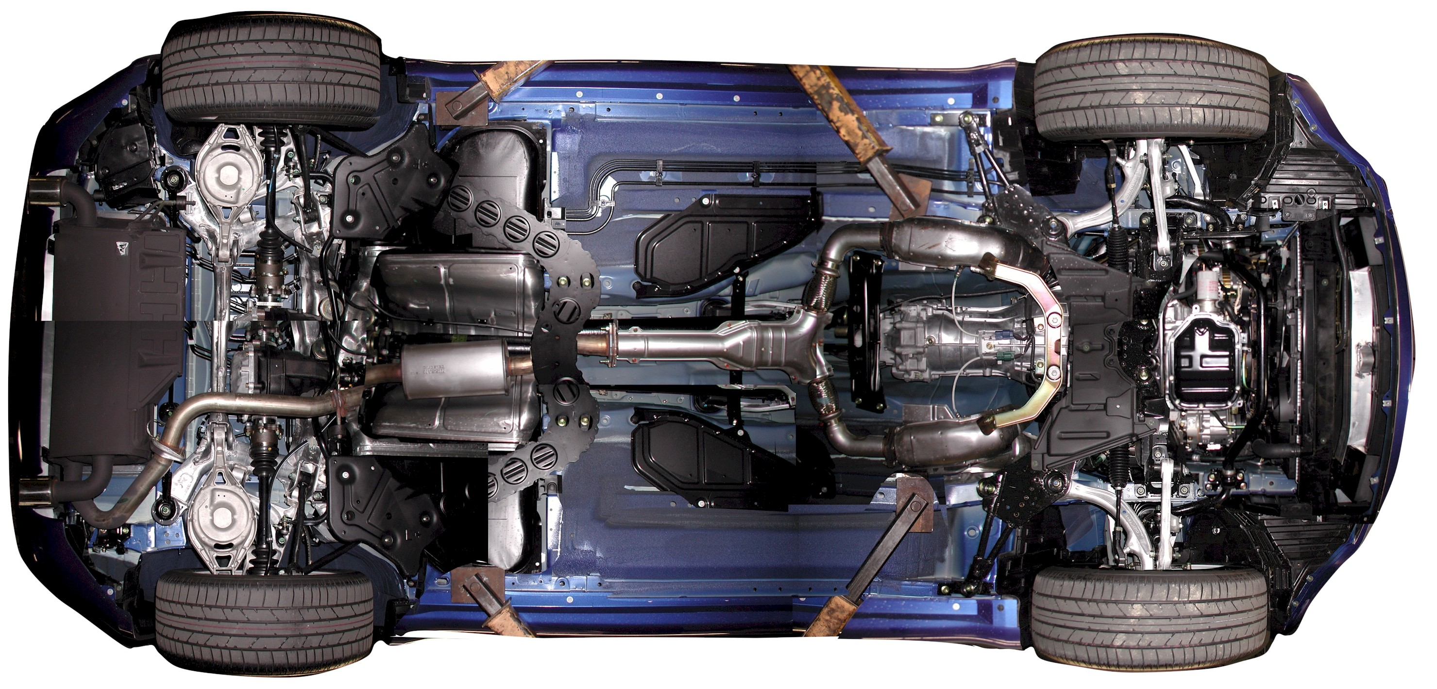 Car Underside Diagram when You Go Over A Big Bump and Hit the Bottom Of Your Car Hard Of Car Underside Diagram