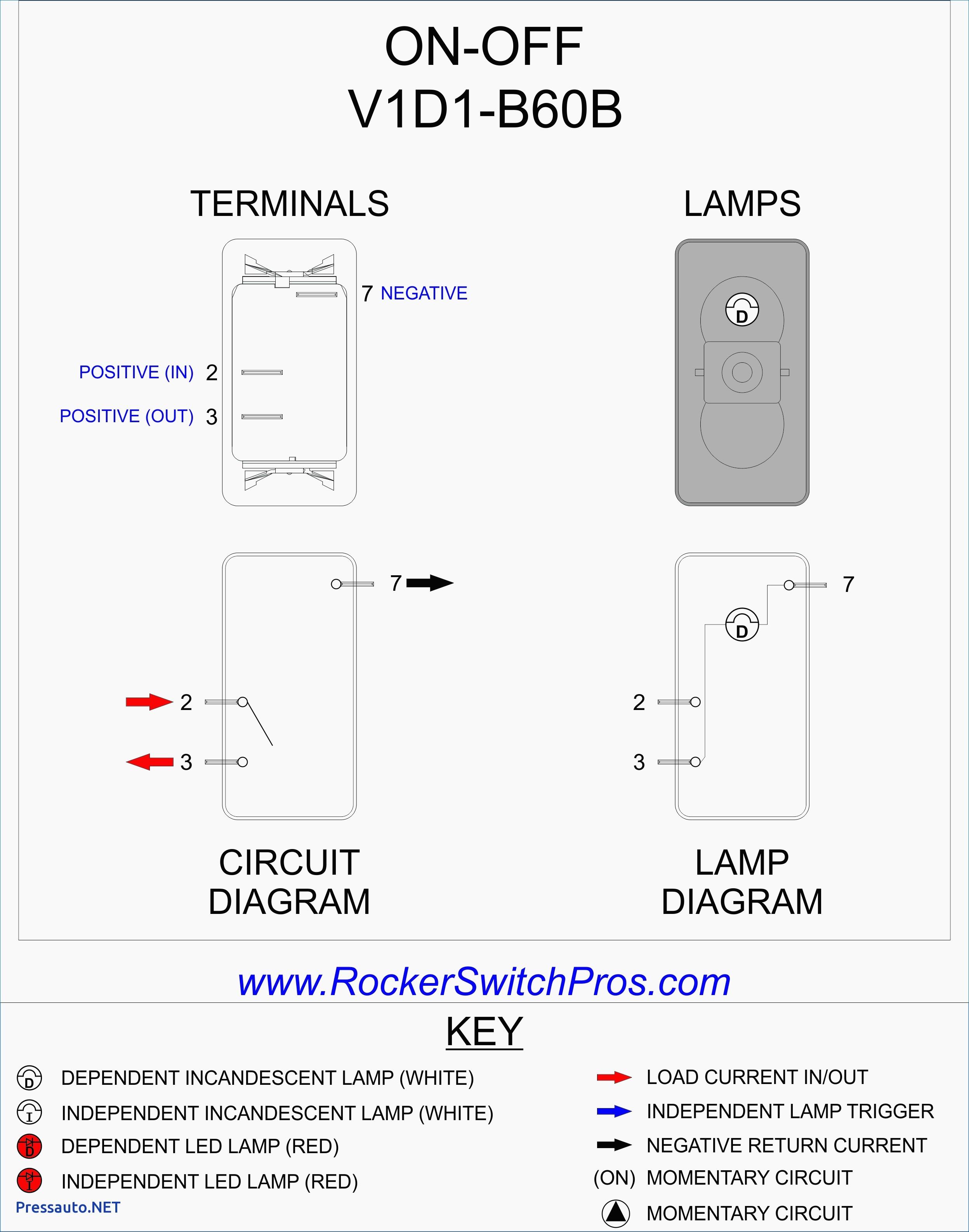 Dorman Rocker Switch Wiring Diagram 7 Pin. . Wiring Diagram on