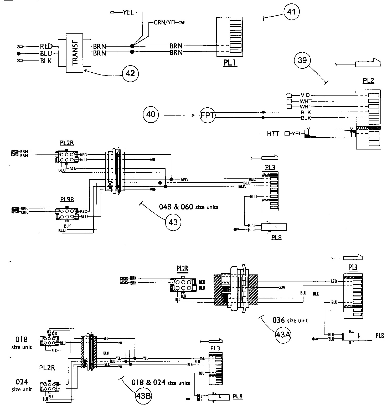 Carrier Air Conditioner Wiring Diagram Diagrams Conditioning A C Condenser Unit Condensing Basic Of