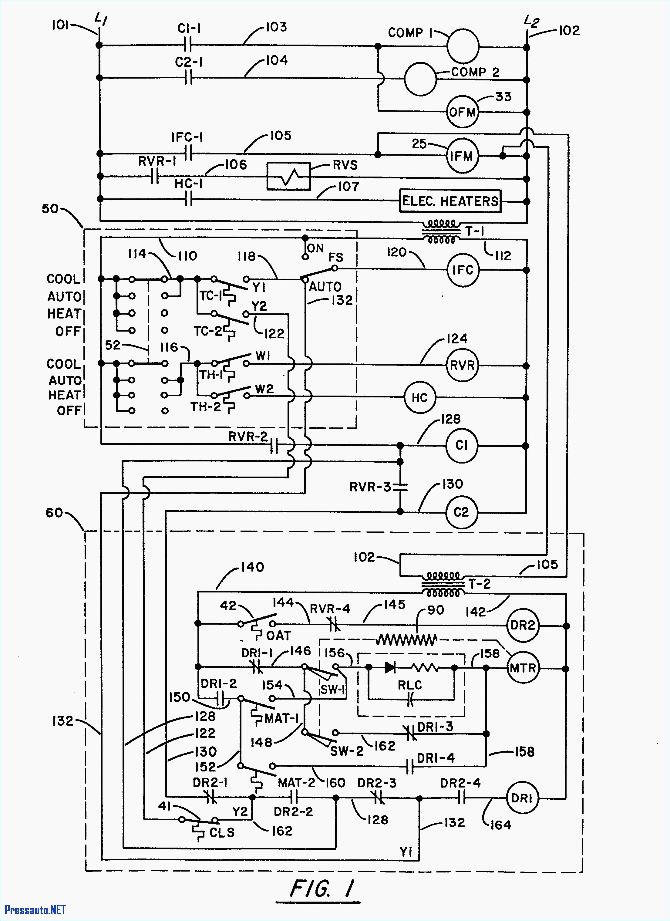 Wiring Diagram For Condensing Unit Carrier Air Conditioner Diagrams Conditioning Basic Of