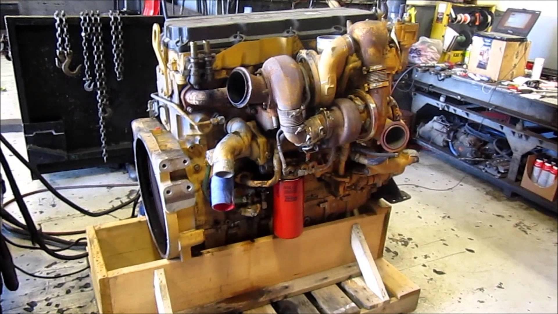 Cat C15 Engine Diagram 2006 Caterpillar C13 Acert Diesel Engine Running Kcb Of Cat C15 Engine Diagram
