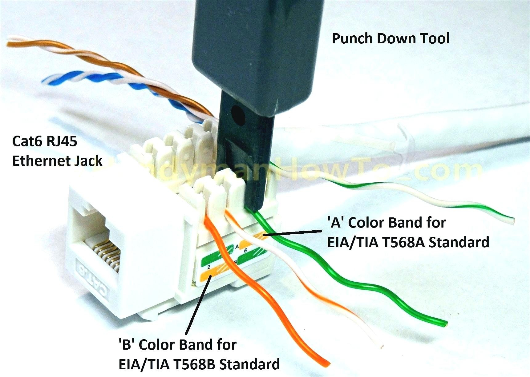 Cat5 Jack Wiring Diagram Beautiful Cat 5 Jack Gallery Everything You Need to Know About Of Cat5 Jack Wiring Diagram
