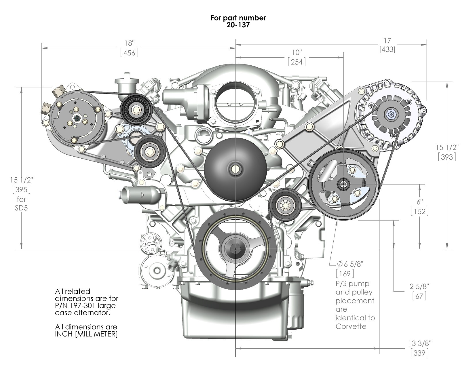 Chrysler 3 8 Engine Diagram 20 137 Dimensions1 1650—1275 Ls Engines Pinterest Of Chrysler 3 8 Engine Diagram