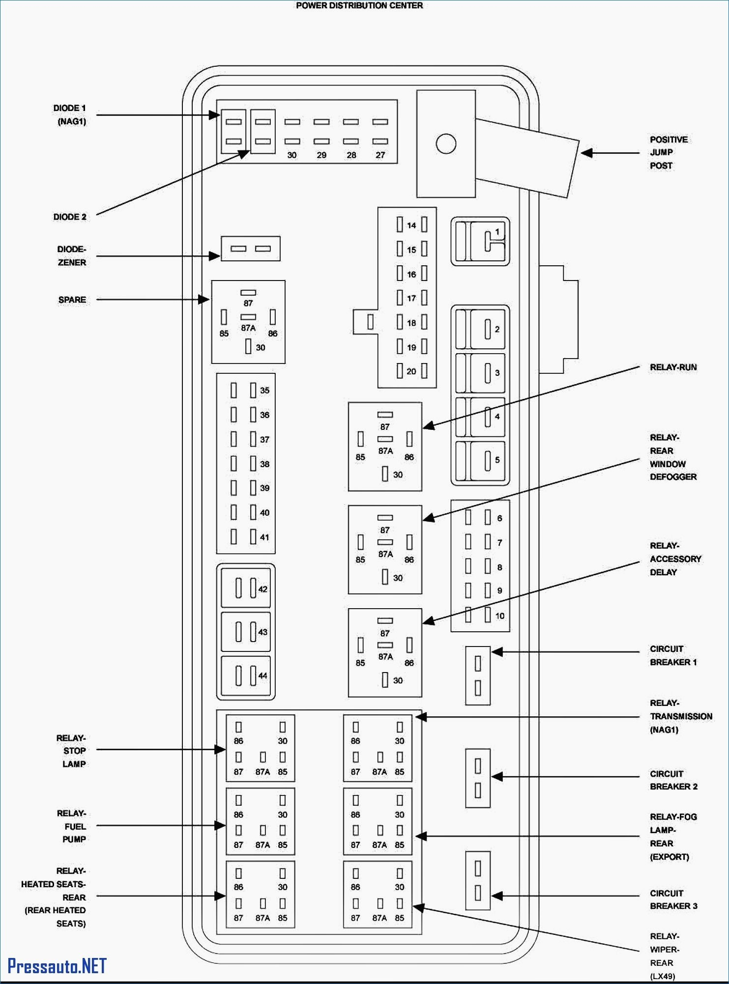 2001 Chrysler Town And Country Wiring Diagram from detoxicrecenze.com