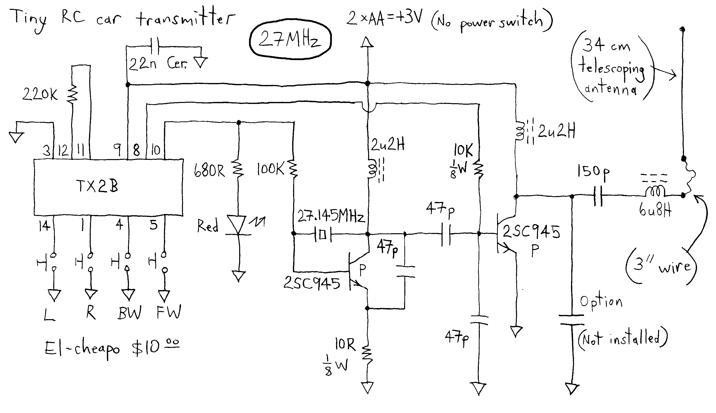 Circuit Diagram Of Remote Control Car Remote Control Car Circuit Diagram Zen Wiring Diagram Ponents Of Circuit Diagram Of Remote Control Car