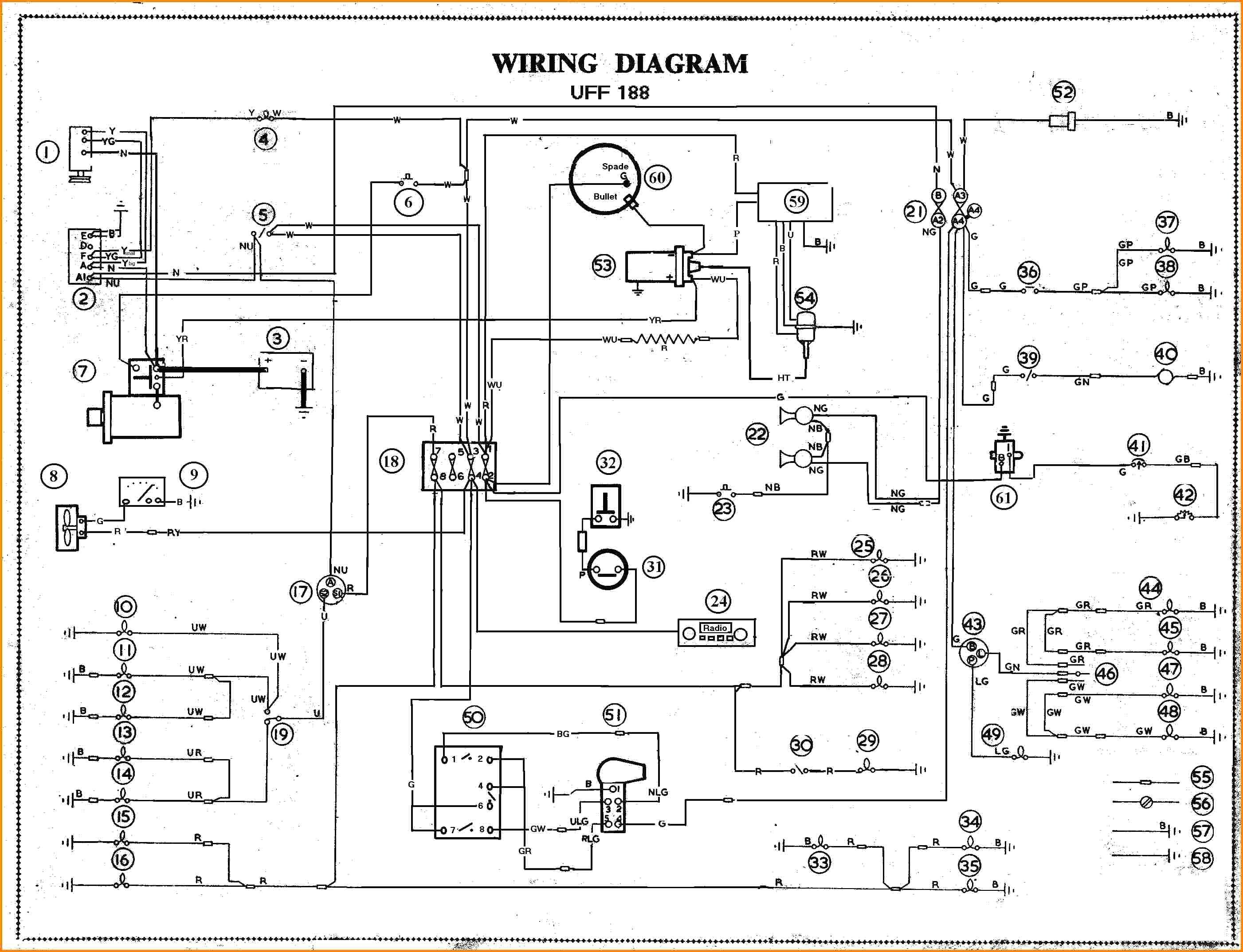 classic car wiring diagrams