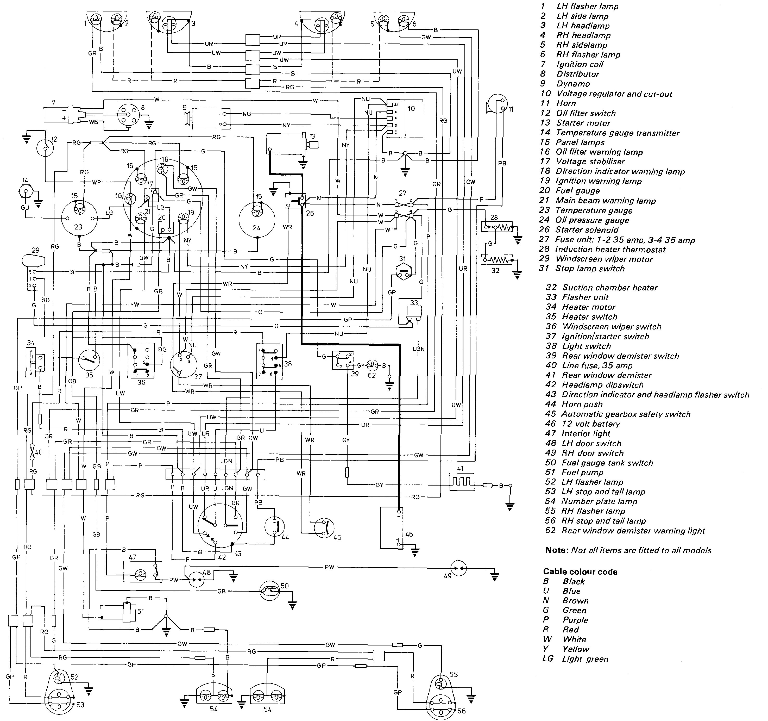 Classic Mini Engine Diagram My Wiring Cooper Amazing 06 Inspiration