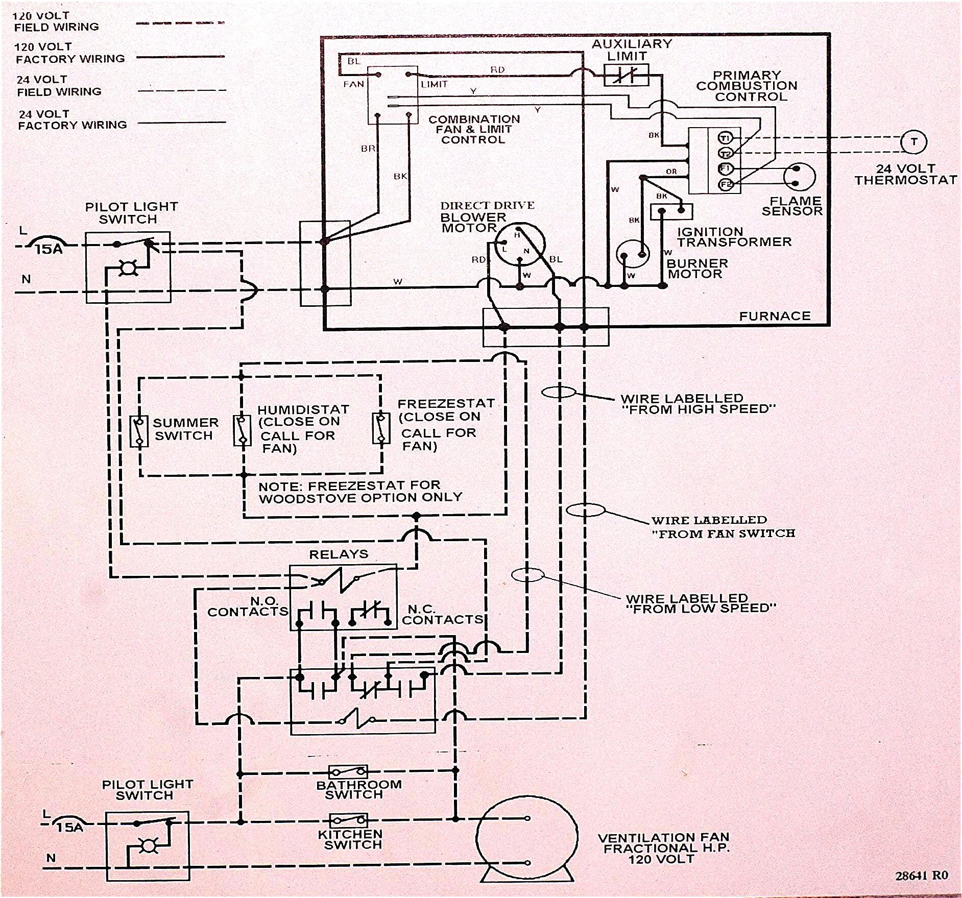 Coleman Ac Unit Wiring Diagram Custom Project Eb15b Heat Pump