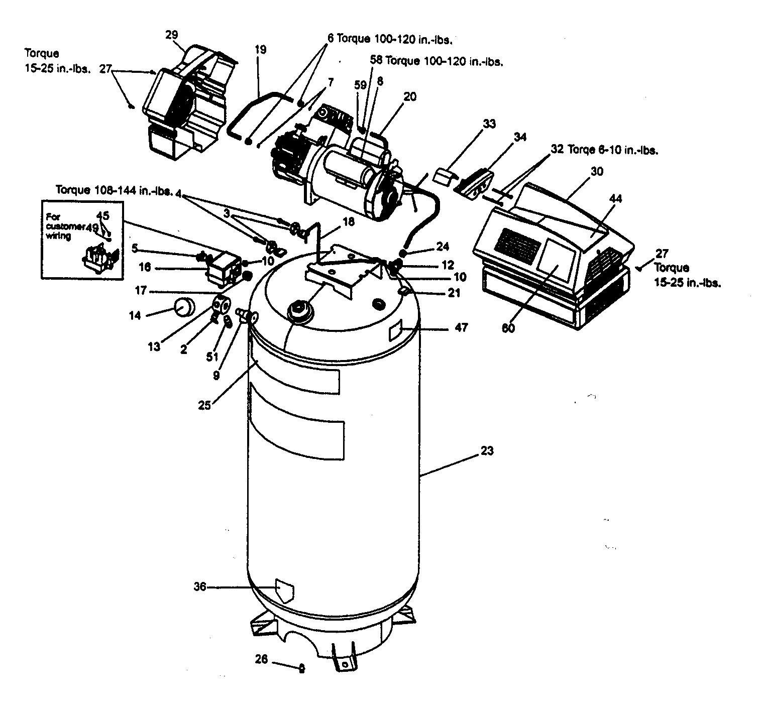 Craftsman Air Compressor Parts Diagram Craftsman 919 Parts Master tool Repair Of Craftsman Air Compressor Parts Diagram
