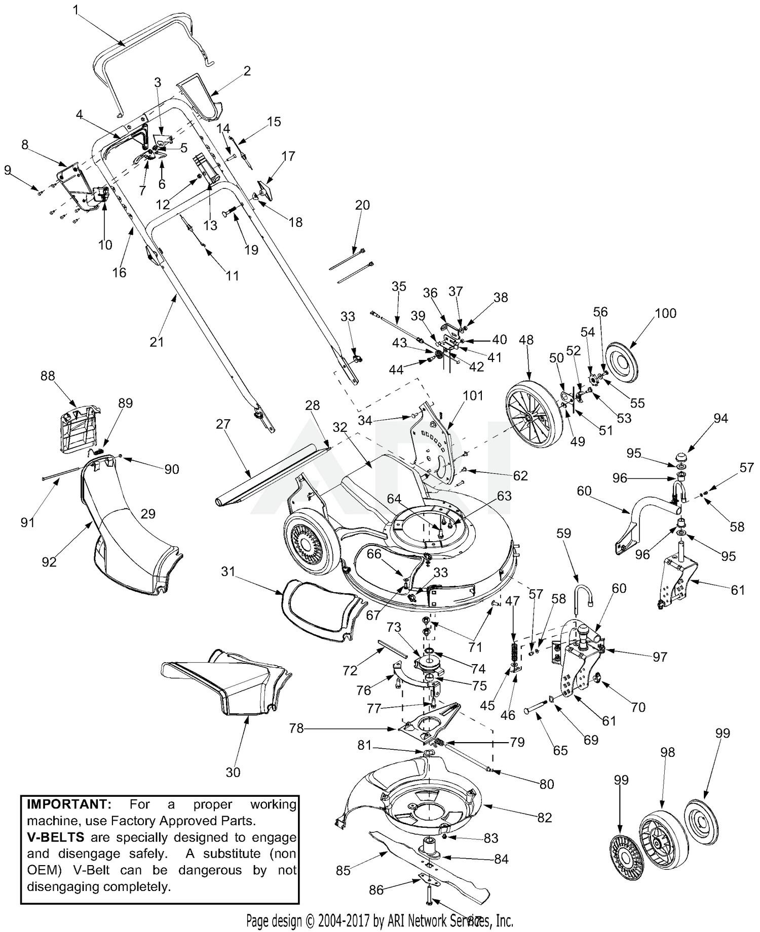 Cub Cadet Src 621 Parts Diagram Arimain Cubcadet Of Cub Cadet Src 621 Parts Diagram