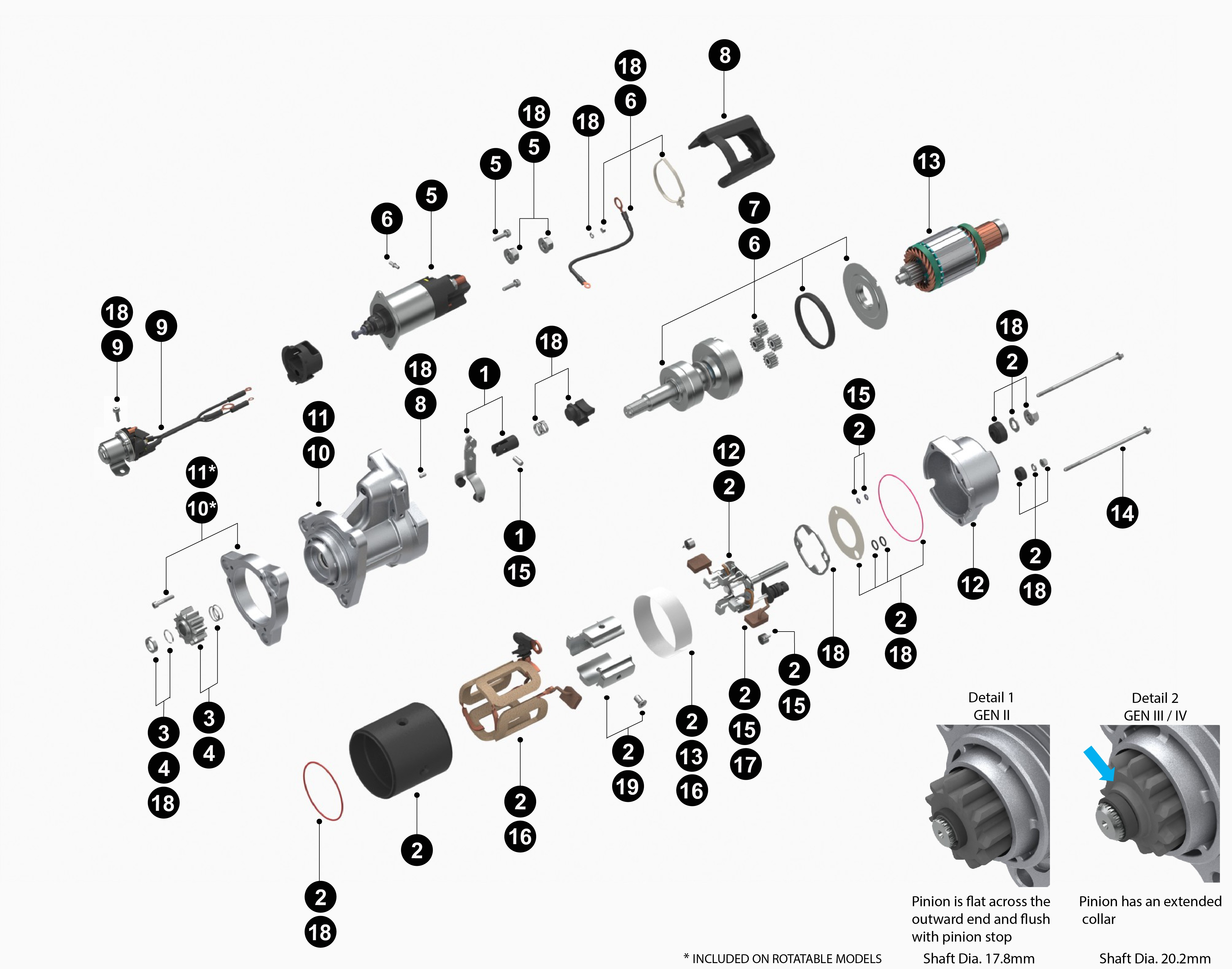 Cummins isx Engine Diagram 12v 39mt Starter Oem Delco Replaces We Of Cummins isx Engine Diagram