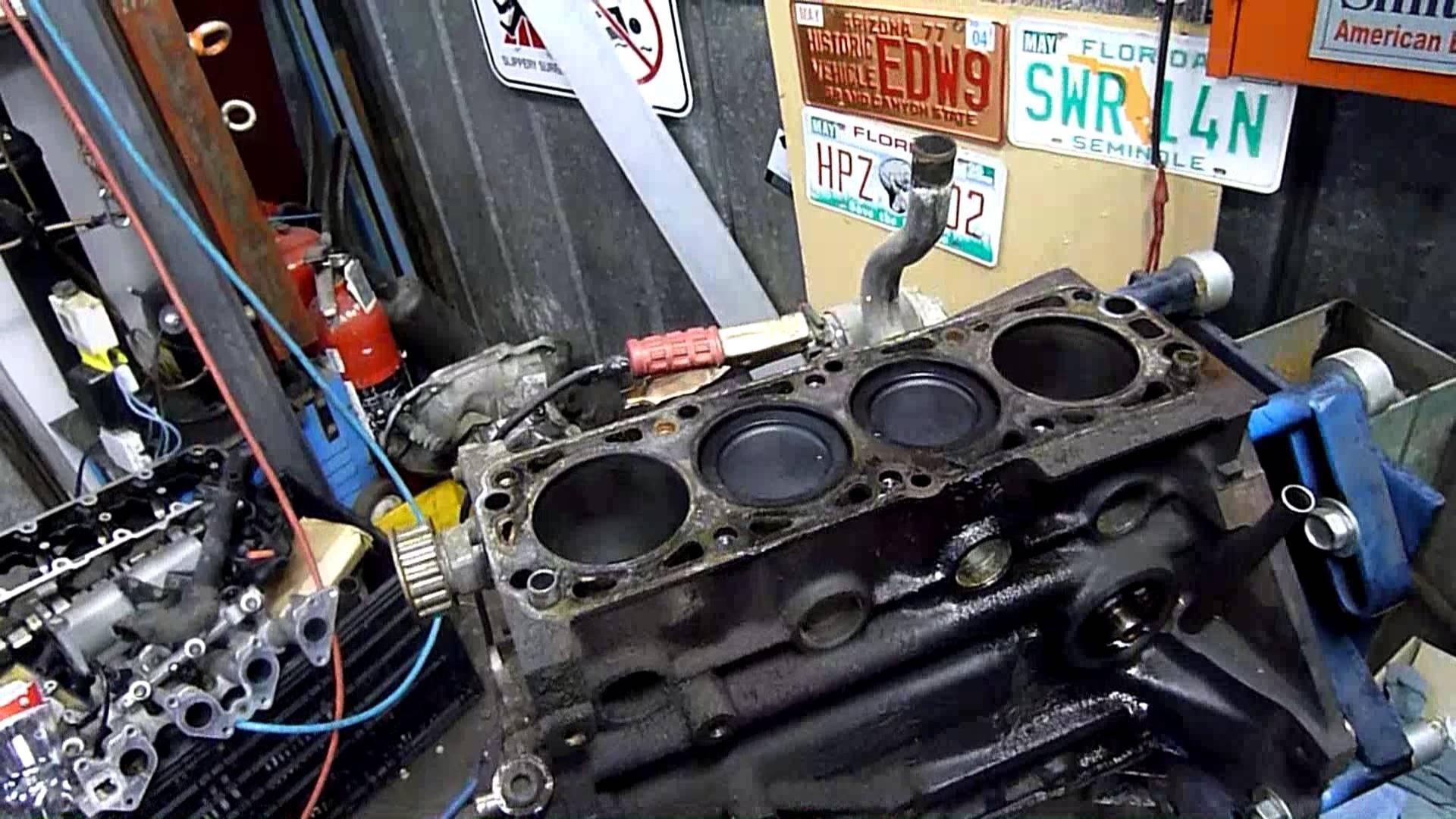 Daewoo Lanos Engine Diagram Daewoo Lanos Gm Family 1 Engine Autopsy Pt5 Head and Oil Pump Of Daewoo Lanos Engine Diagram