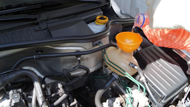 Diagram Of Car Coolant System Opel Corsa Flush and Change the Coolant Of Diagram Of Car Coolant System
