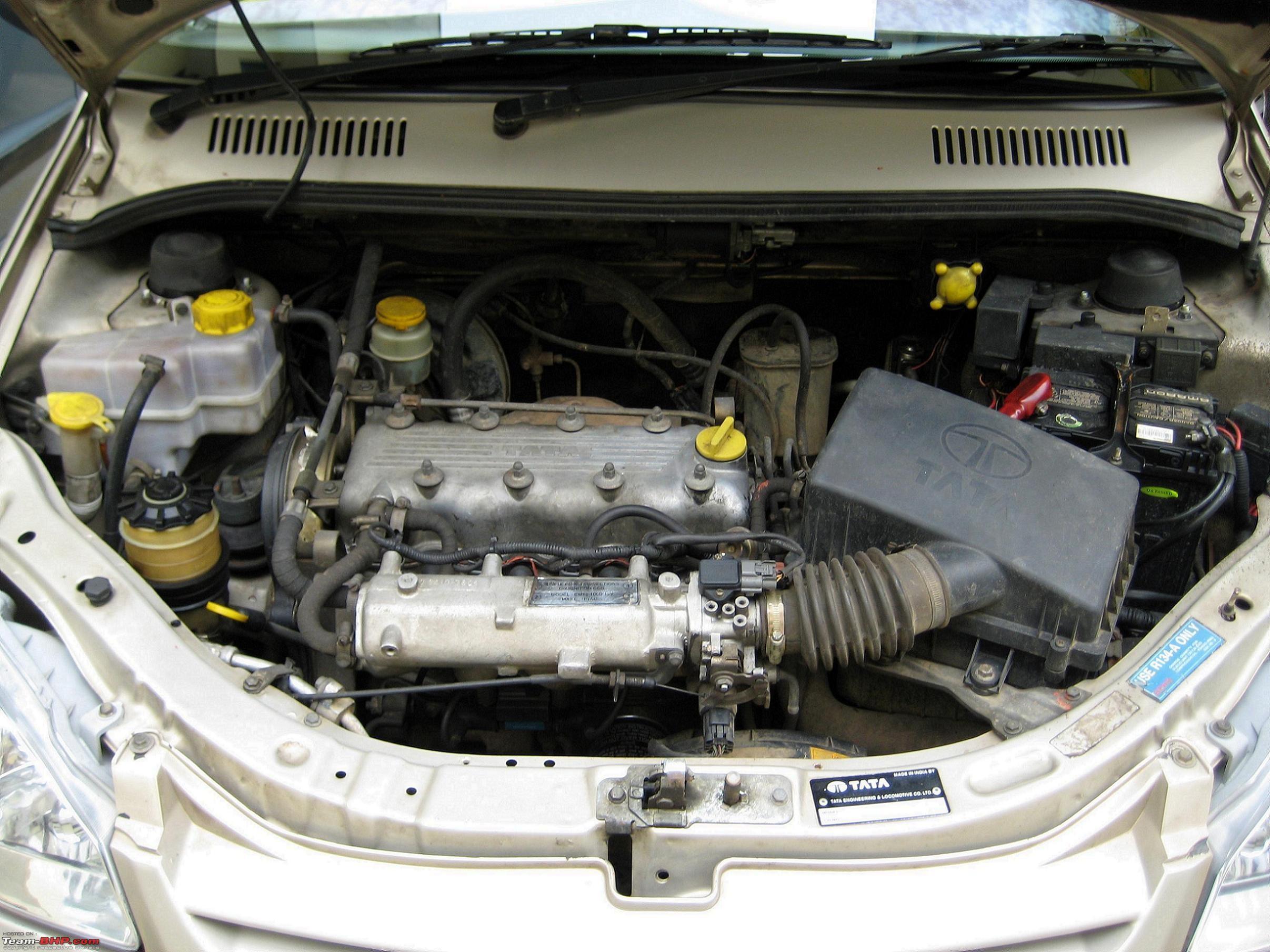 Diagram Of Car Under Hood