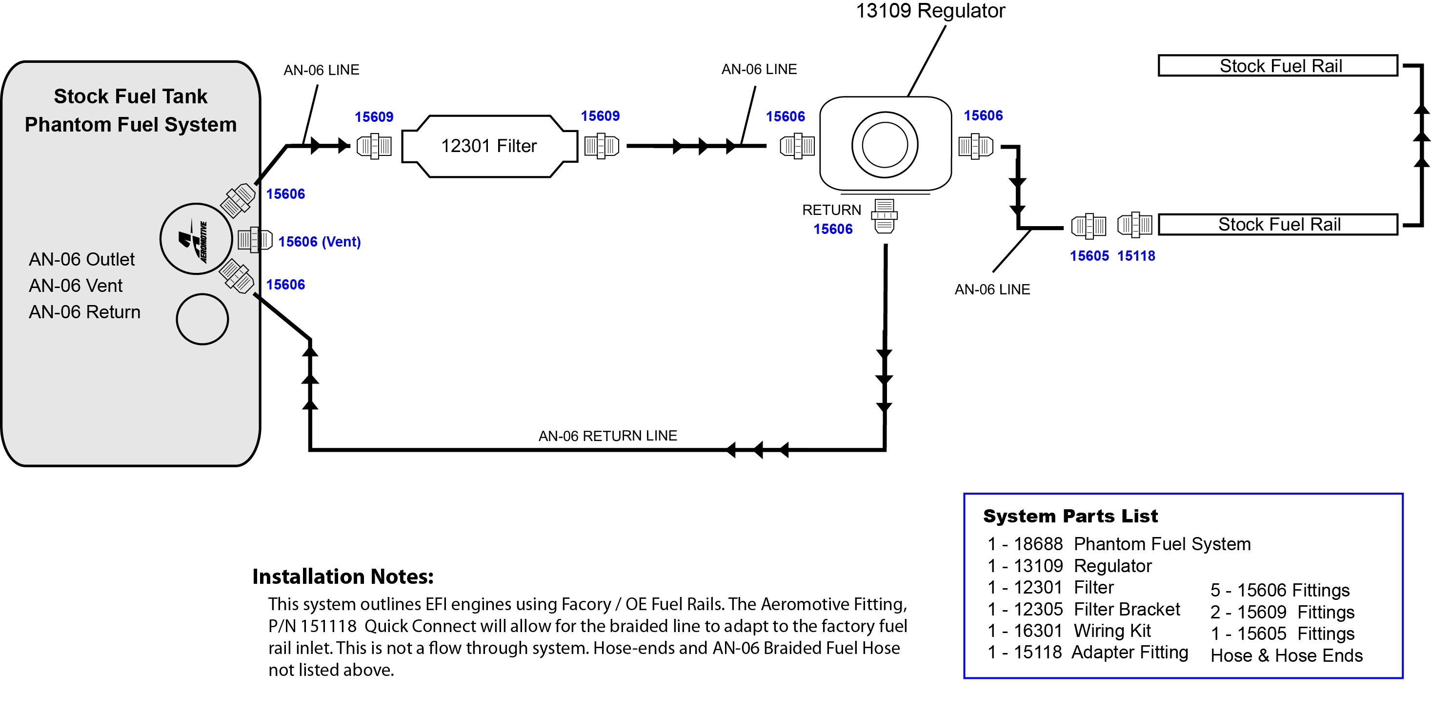 Diagram Of Fuel Injection System Injector Wiring Msd Atomic Efi Fast Ez Return Line Fittings Question Corvetteforum