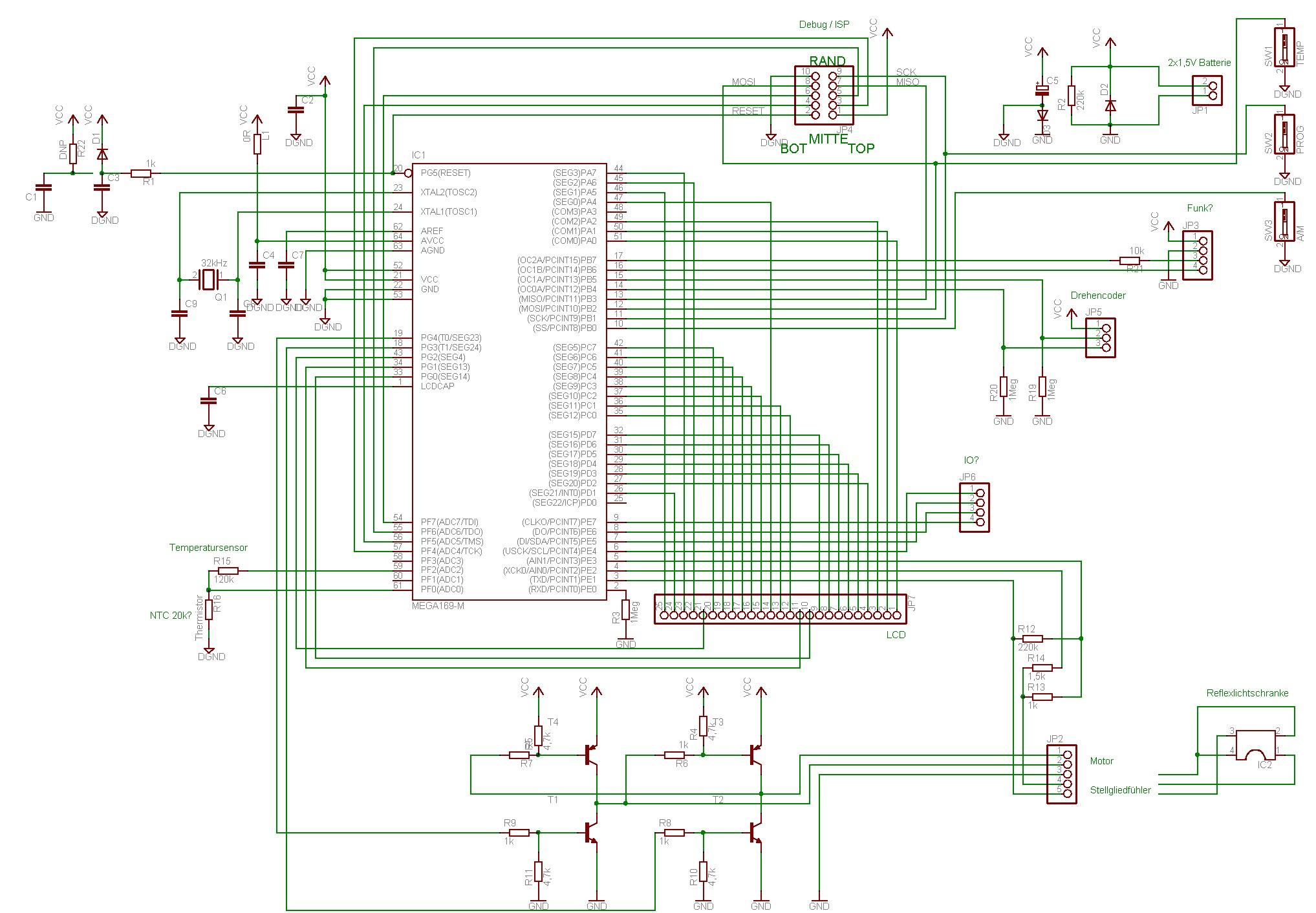 Diagram Of Radiator System Openhr20 Firmware for Honeywell Rondostat Hr20e Embdev Of Diagram Of Radiator System