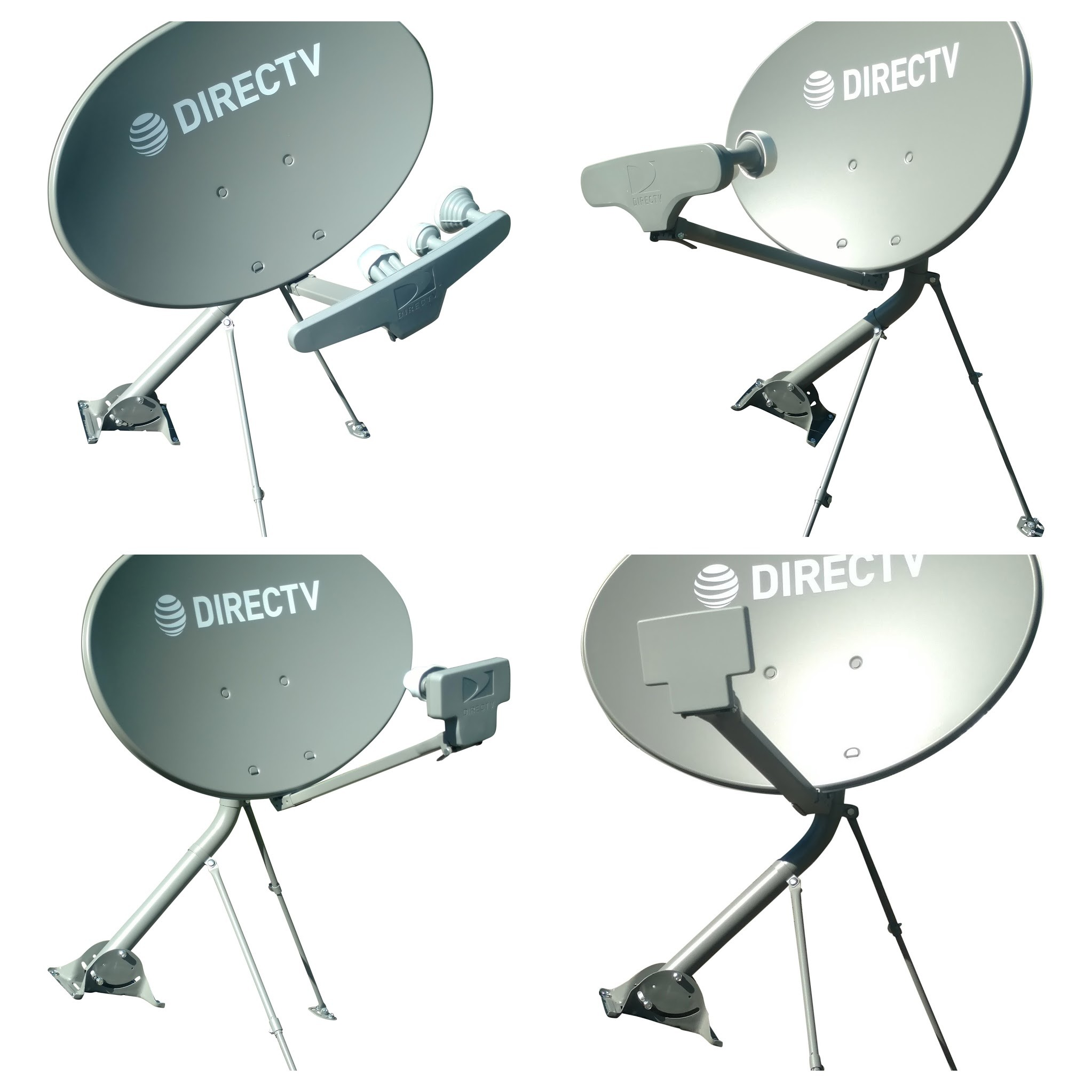 Directv Swm Splitter Wiring Diagram Directv Hd Slimline and Dual Lnb Satellite Dish Antennas Of Directv Swm Splitter Wiring Diagram