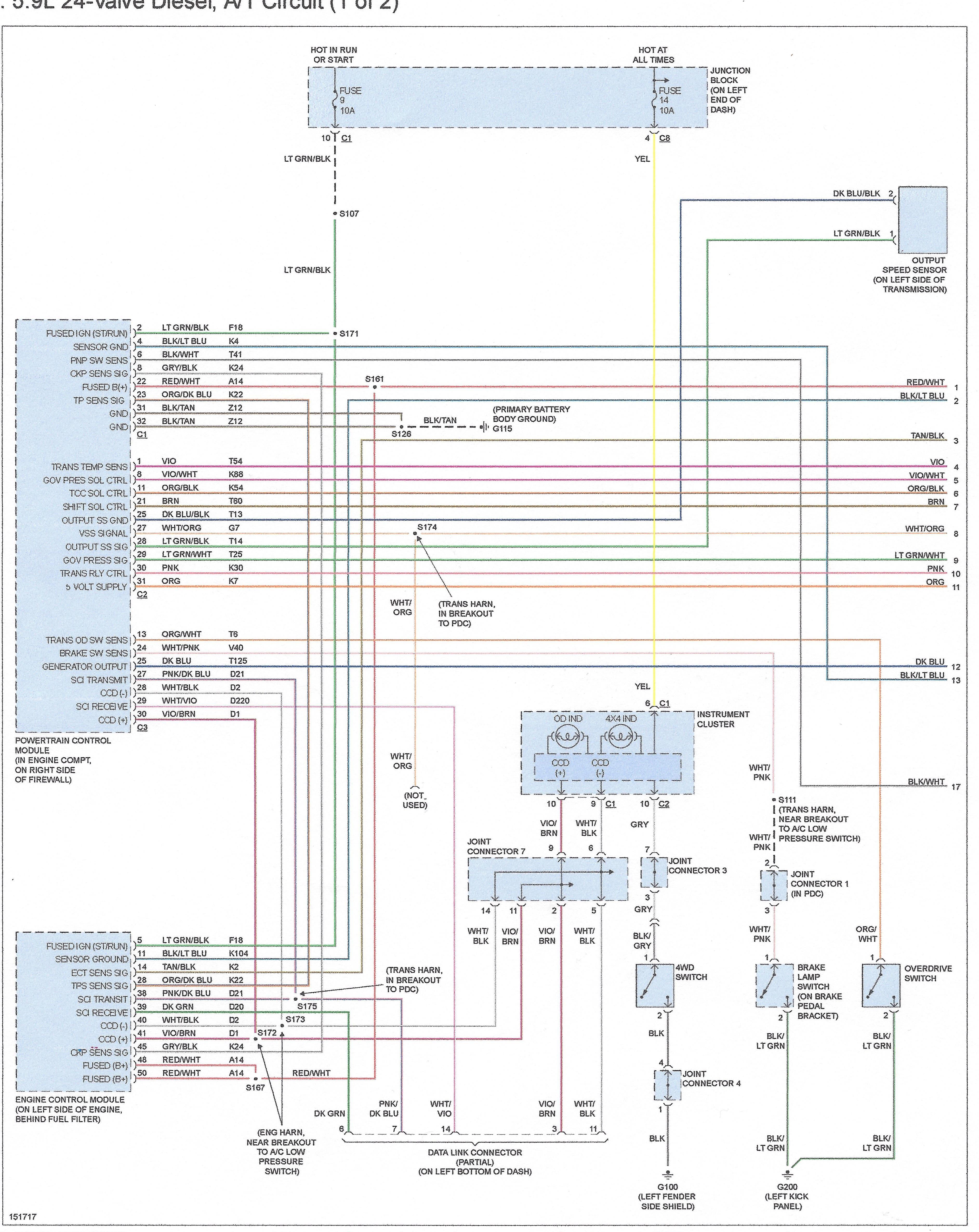 Dodge Ram Parts Diagram Dodge Ram Tcc Wiring Diagram Wiring Diagram Of Dodge Ram Parts Diagram