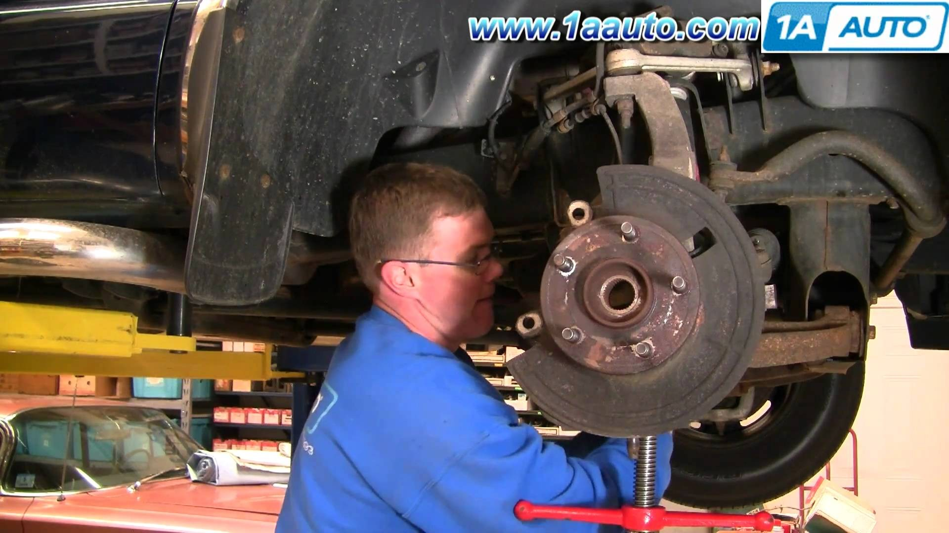 Dodge Ram Parts Diagram How to Install Repair Replace Front Wheel Bearing Hub Dodge Ram 1500 Of Dodge Ram Parts Diagram