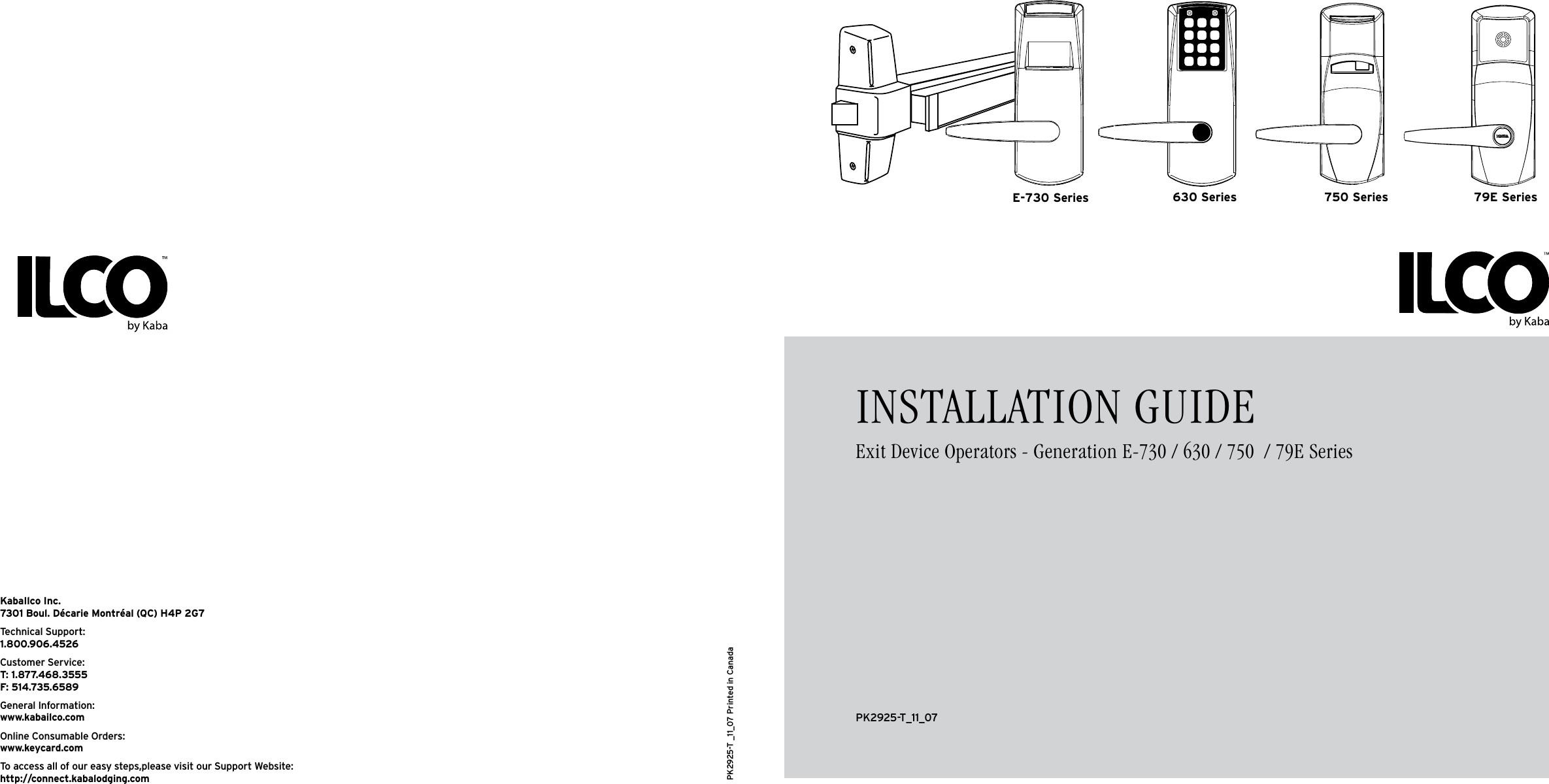 Door Locking Mechanism Diagram Csc790 Door Lock User Manual Manual Kaba Ilco Inc Of Door Locking Mechanism Diagram