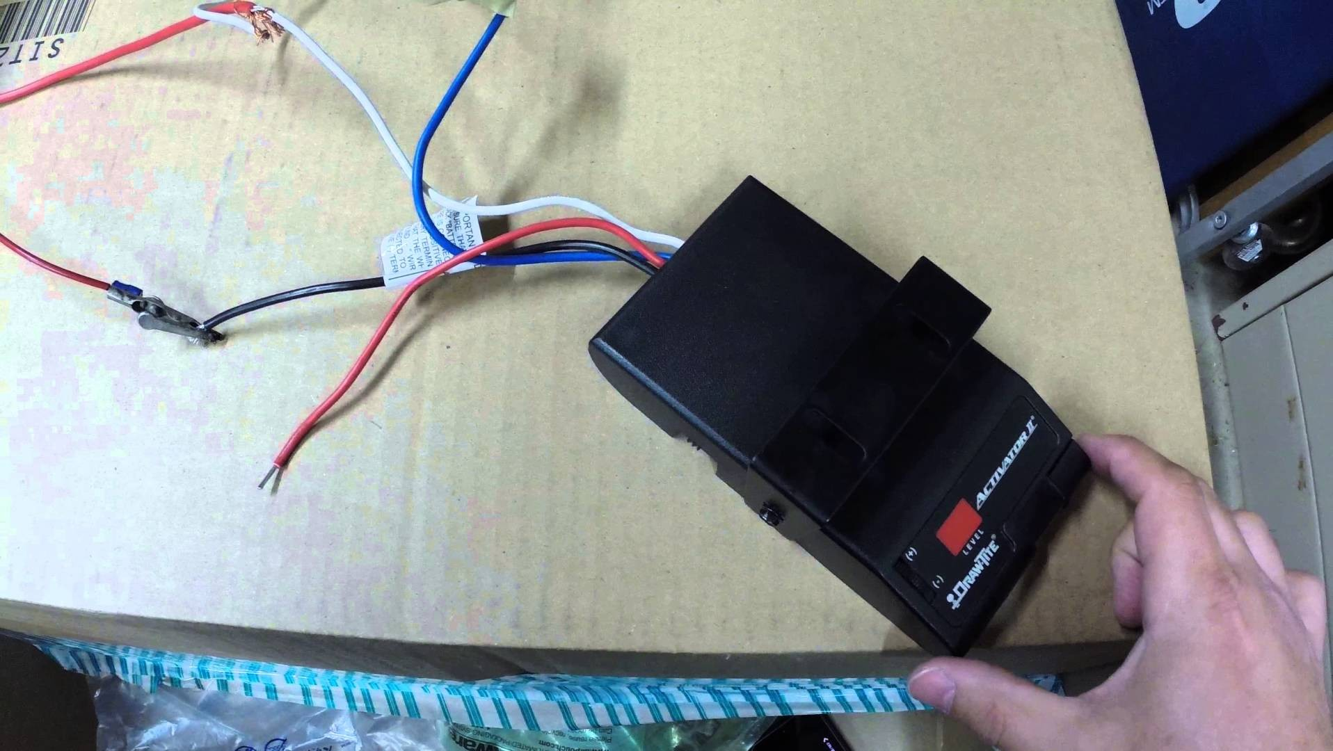 Draw Tite Brake Controller Wiring Diagram Testing Trailer Brake Controller Draw Tite Activator Ii Time Delay Of Draw Tite Brake Controller Wiring Diagram
