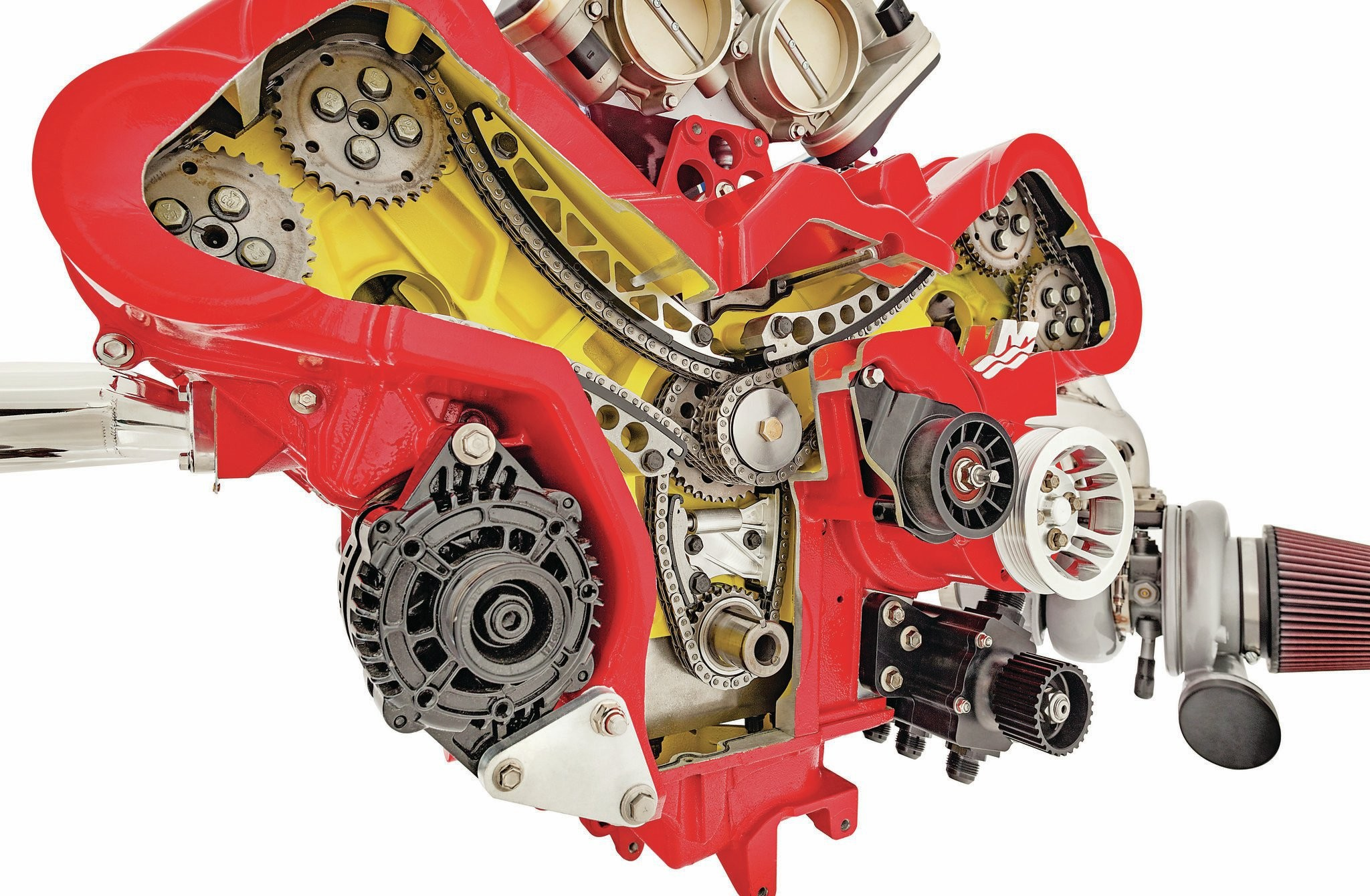 Dual Overhead Cam Engine Diagram How to Build Your Own Sheetmetal Engine  Hot Rod Network