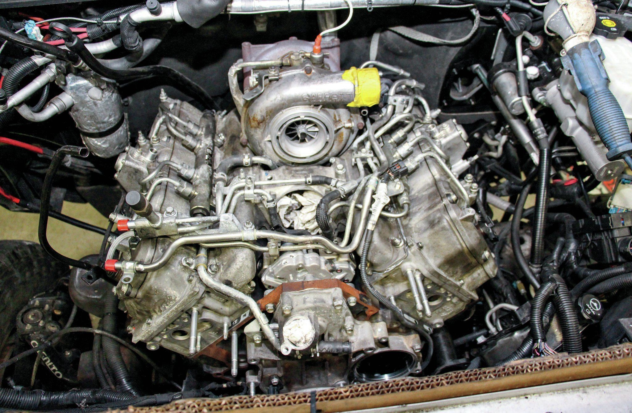 Duramax Engine Diagram