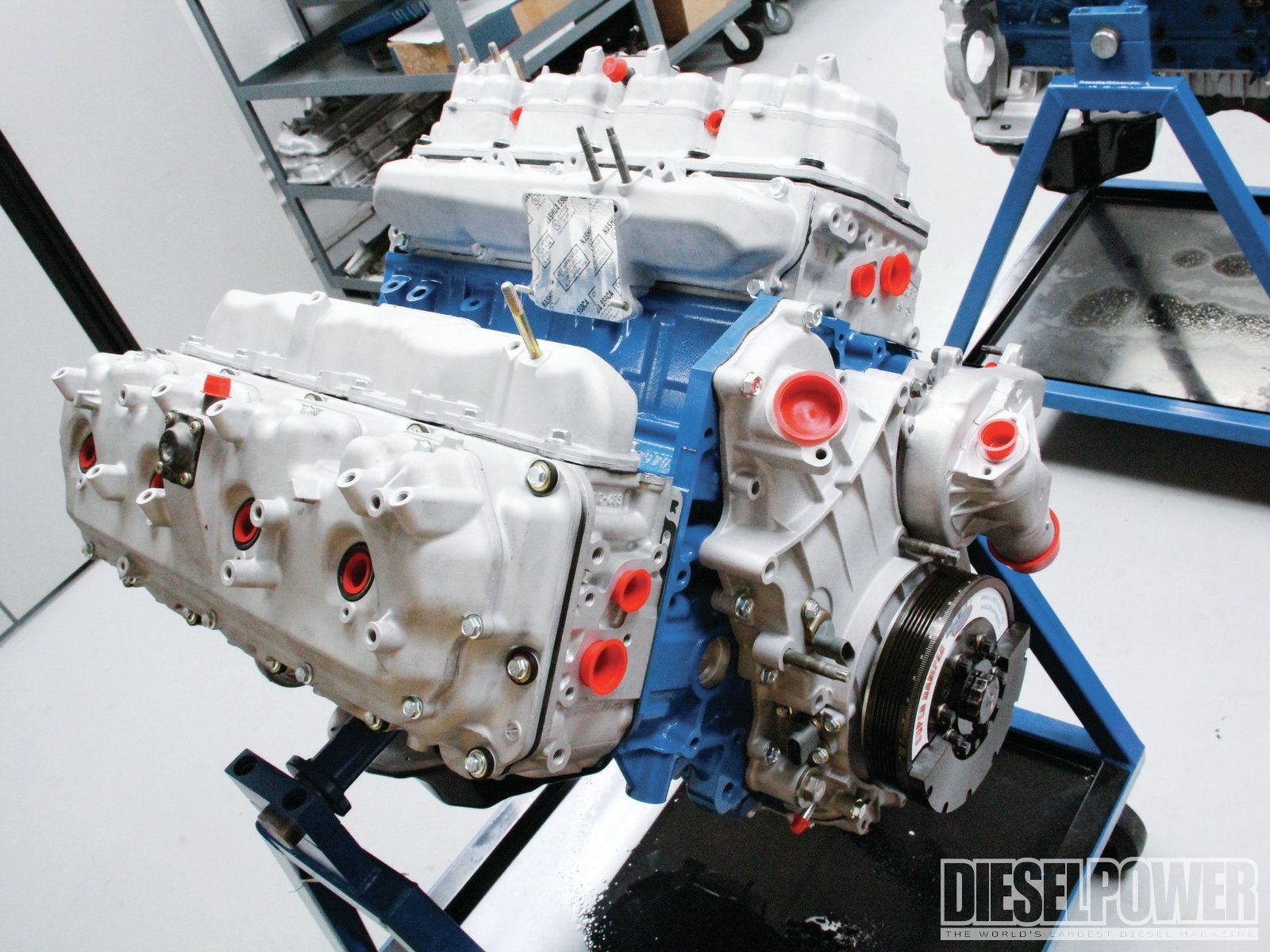 Duramax Engine Diagram Million Mile Duramax Engine Rebuild & Image Gallery  Of Duramax Engine Diagram How