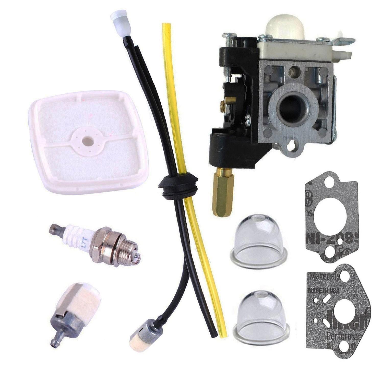 Echo Srm 210 Parts Diagram Amazon Podoy Carburetor for Echo Srm210 Trimmer Parts Pe200 Of Echo Srm 210 Parts Diagram